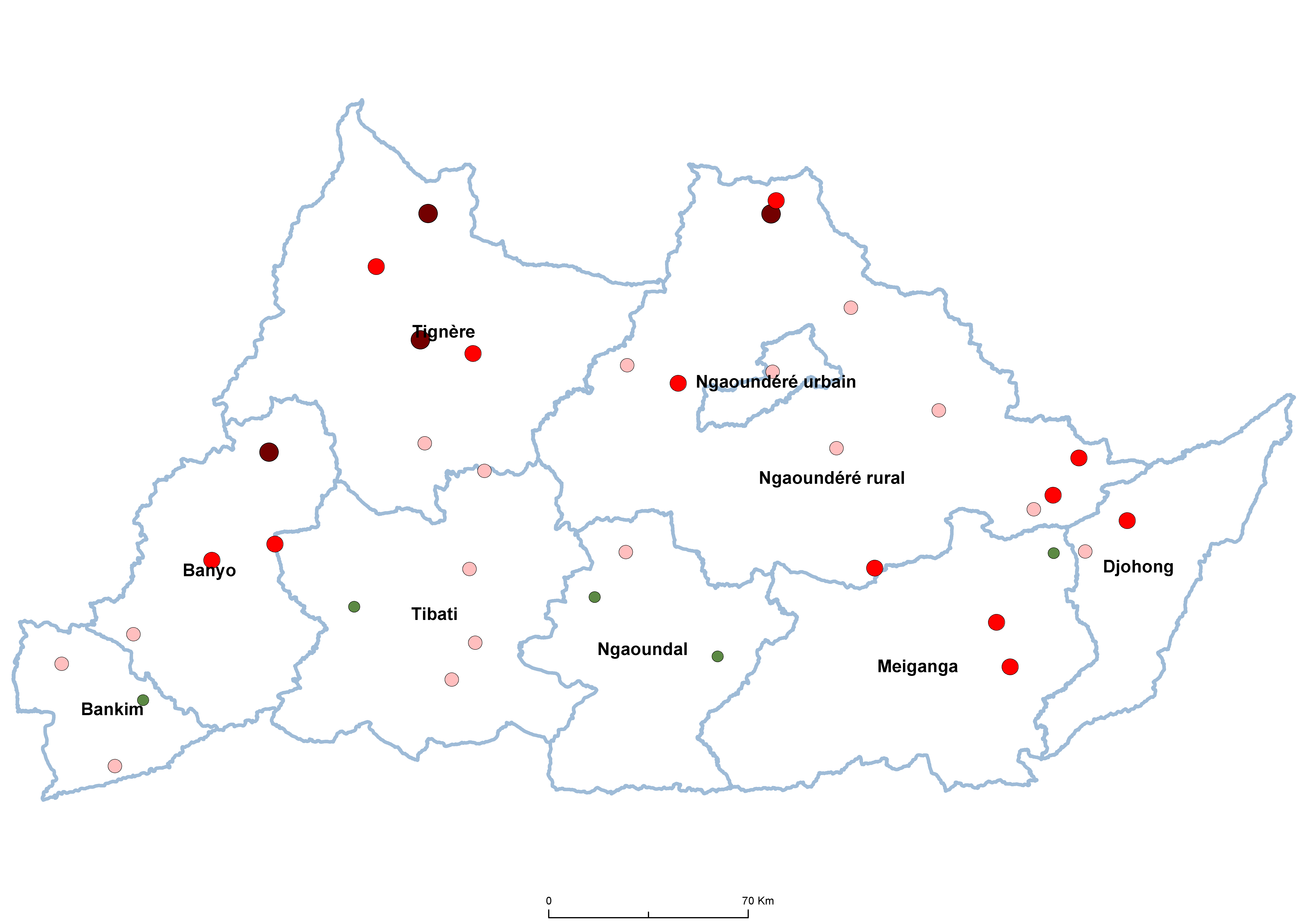 Adamaoua SCH Prevalence by school 19850001