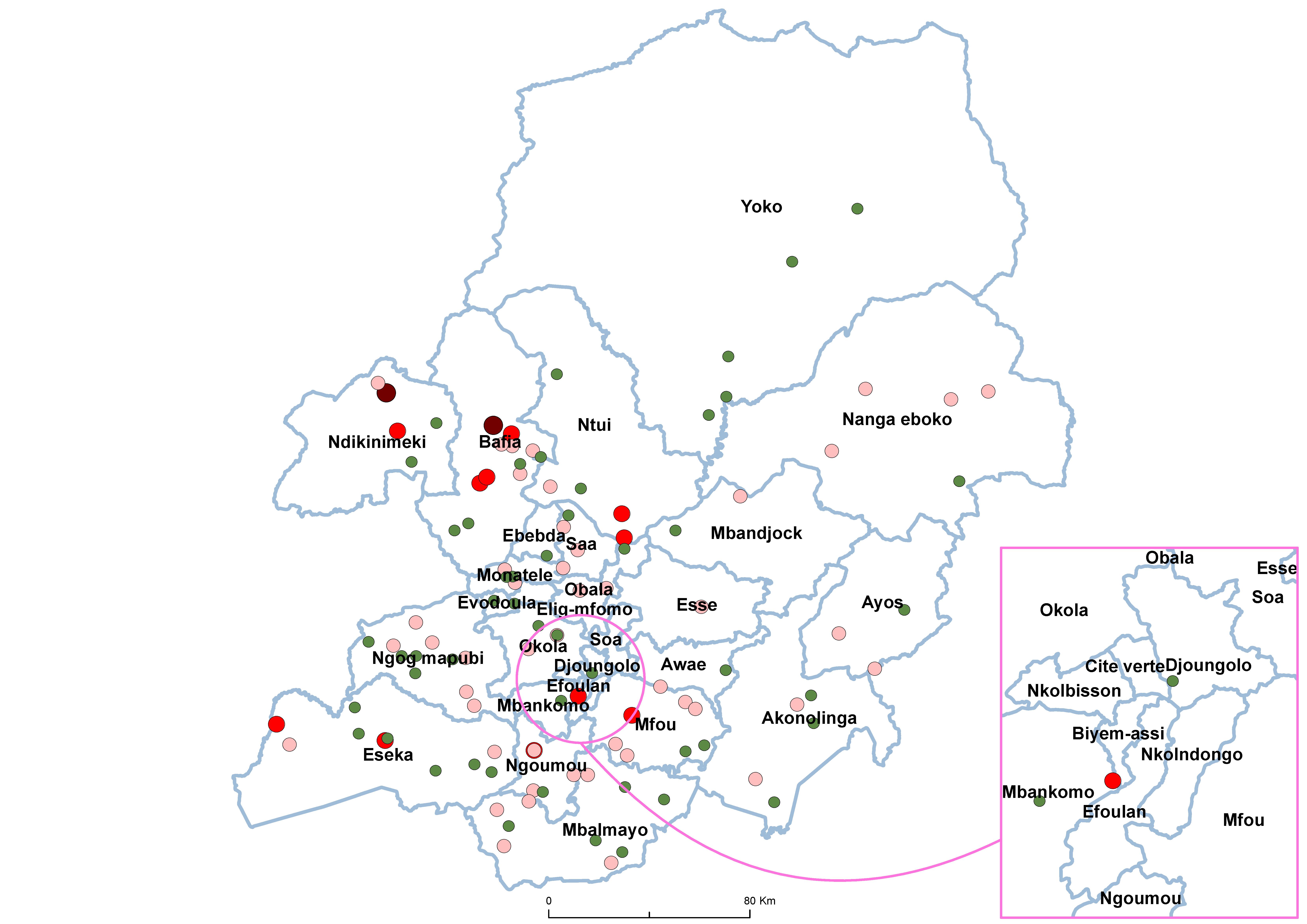 Centre SCH Prevalence by school 19850001