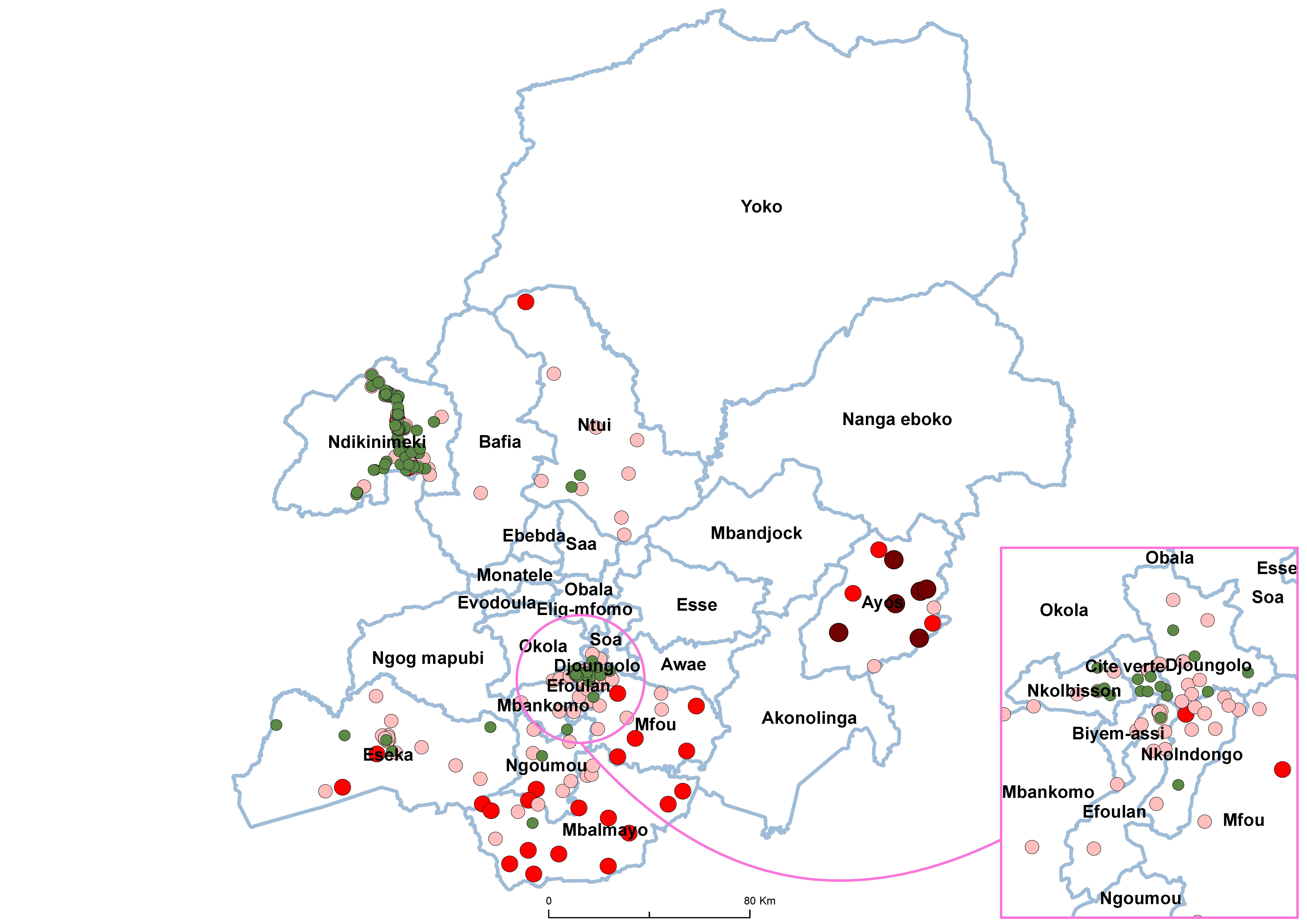 Centre STH Prevalence by school 20180001
