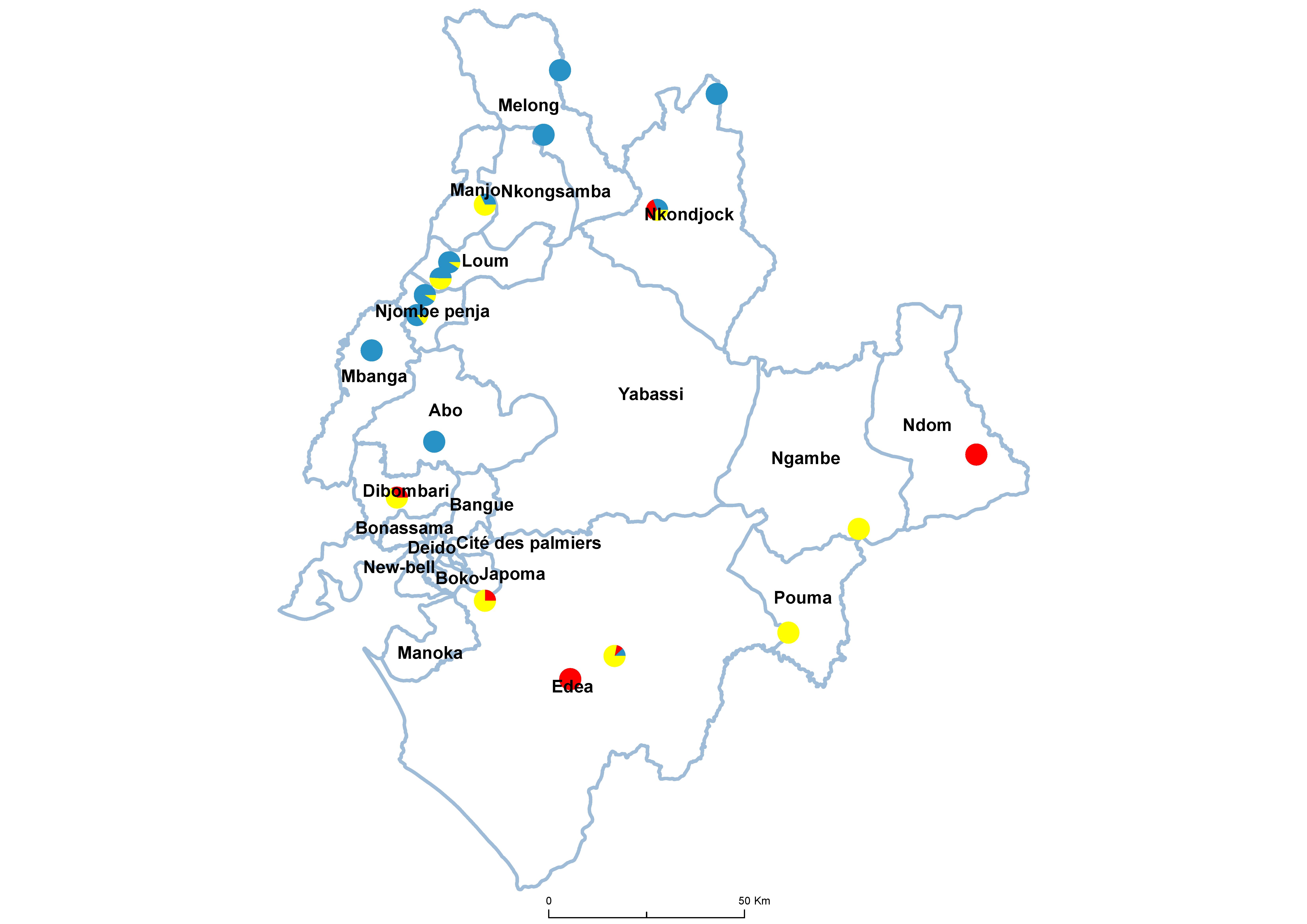 Littoral Schistosomiasis species 19850001