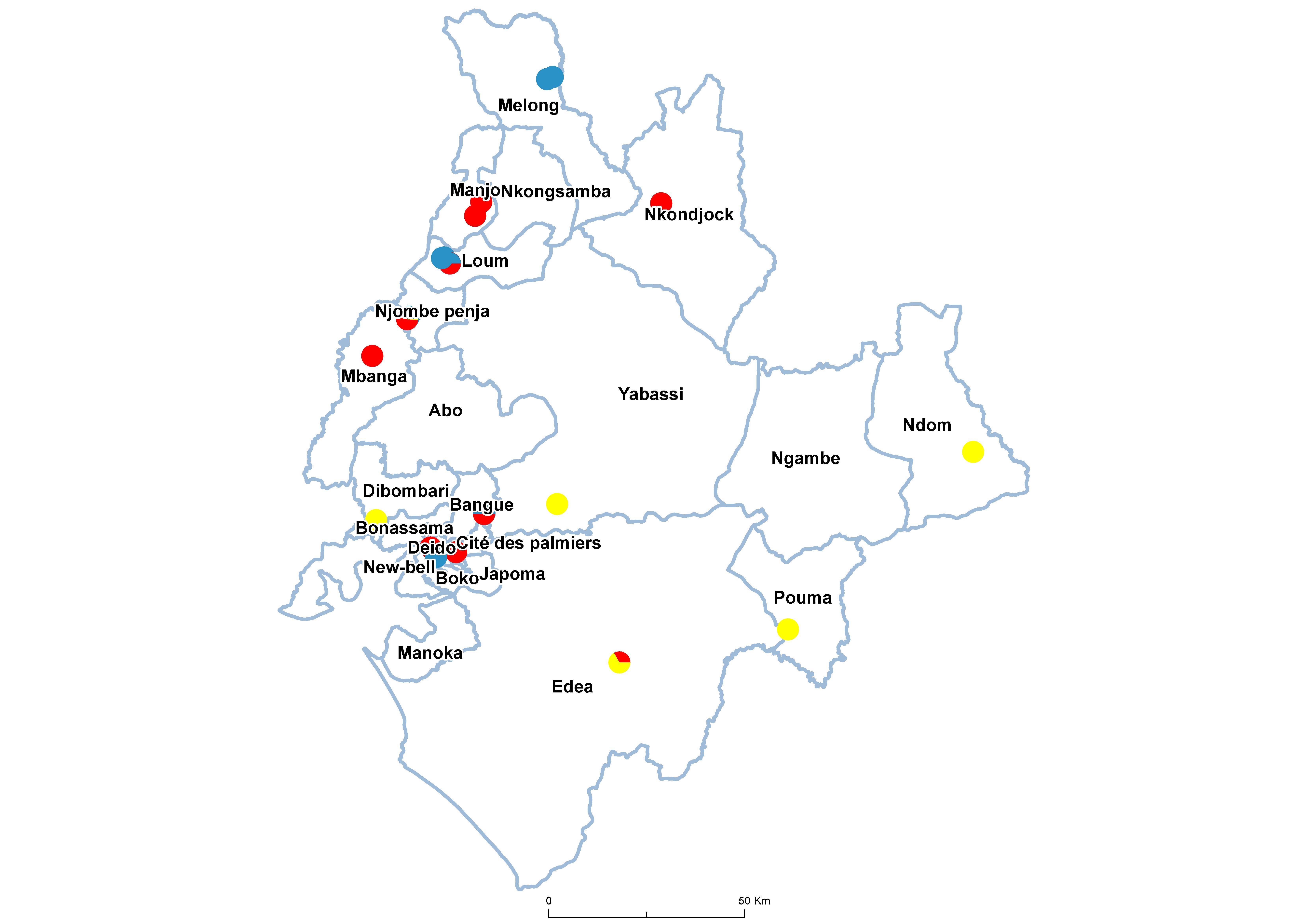 Littoral Schistosomiasis species 20100001