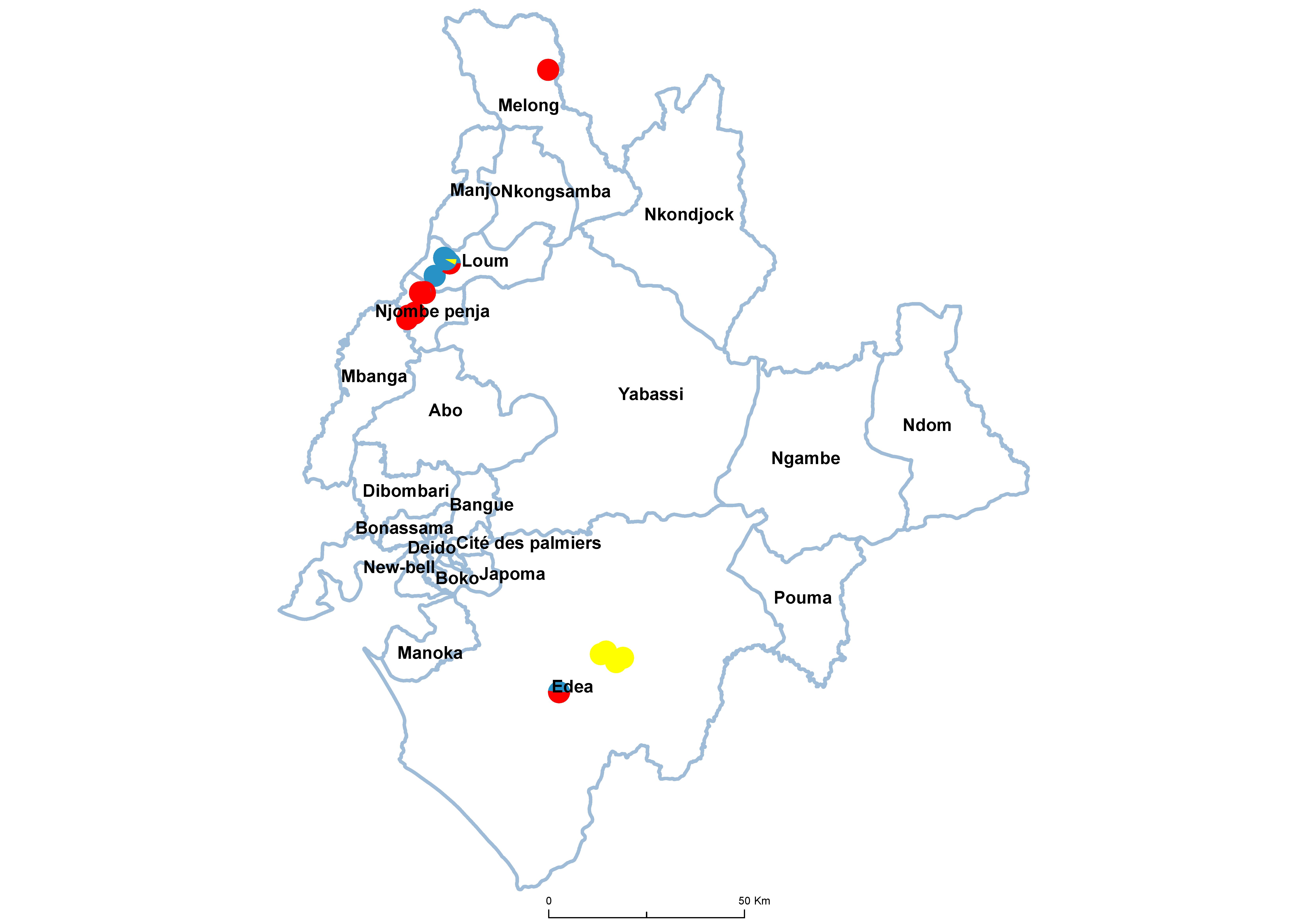 Littoral Schistosomiasis species 20180001