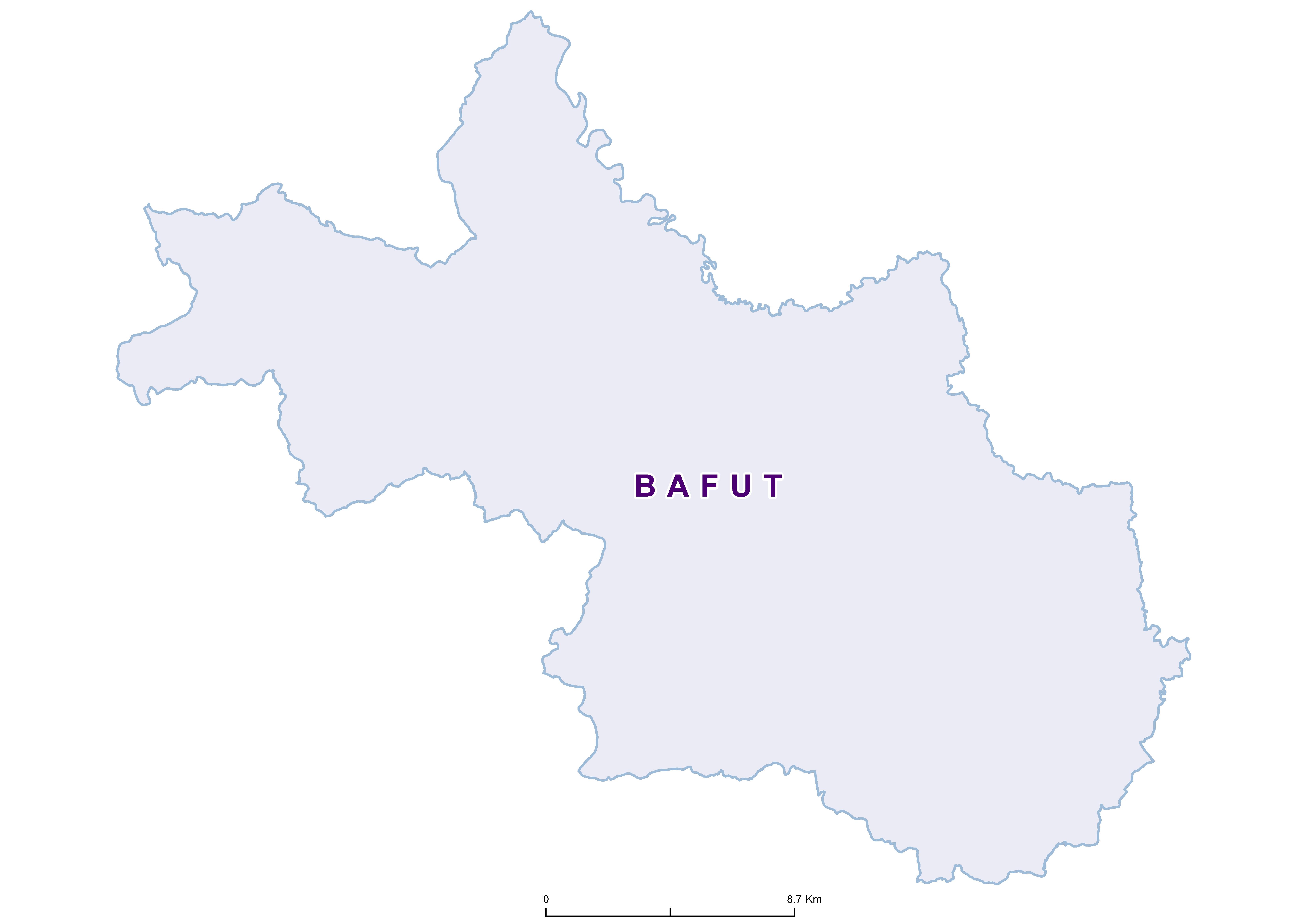 Bafut Max STH 19850001