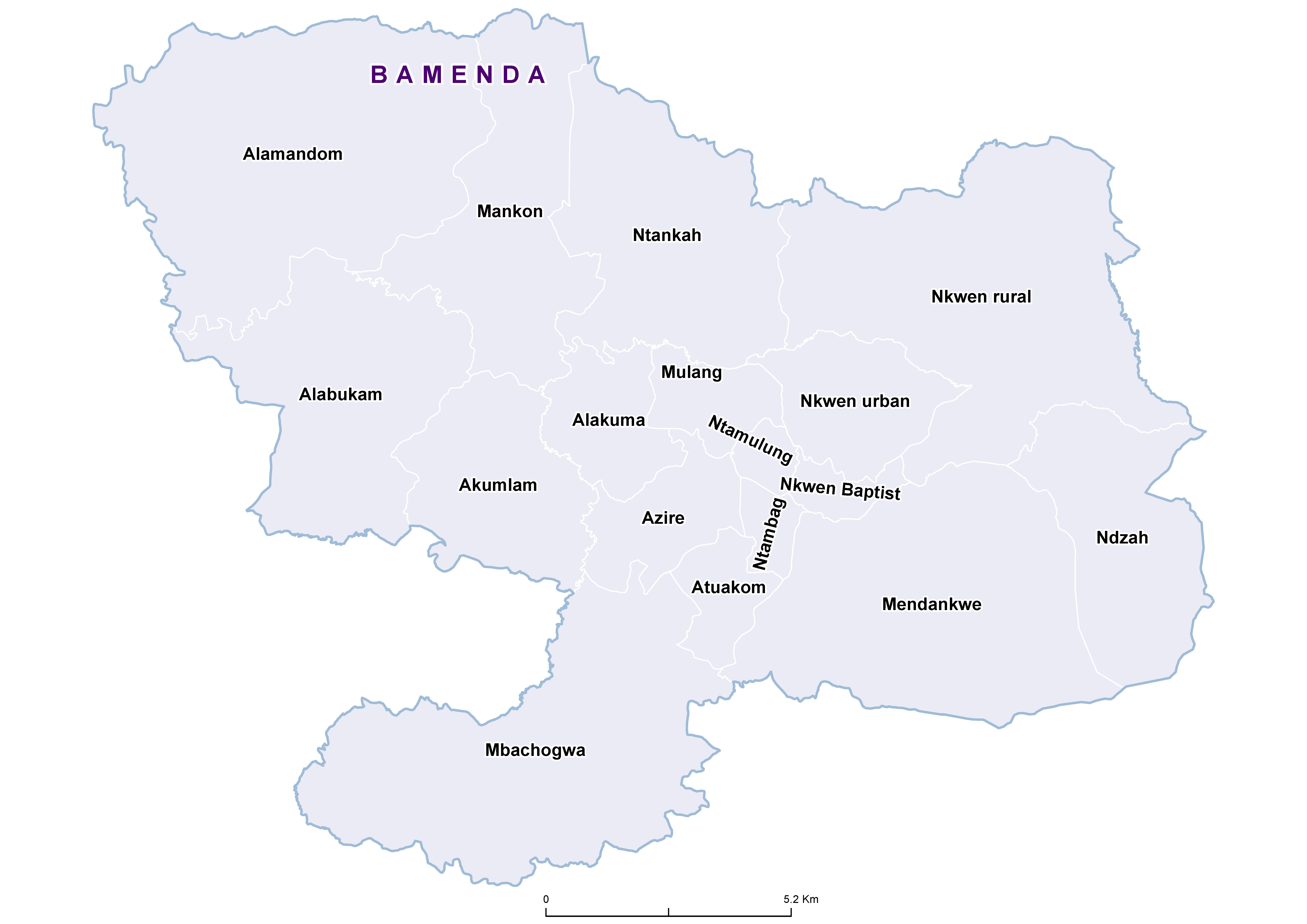 Bamenda STH 19850001