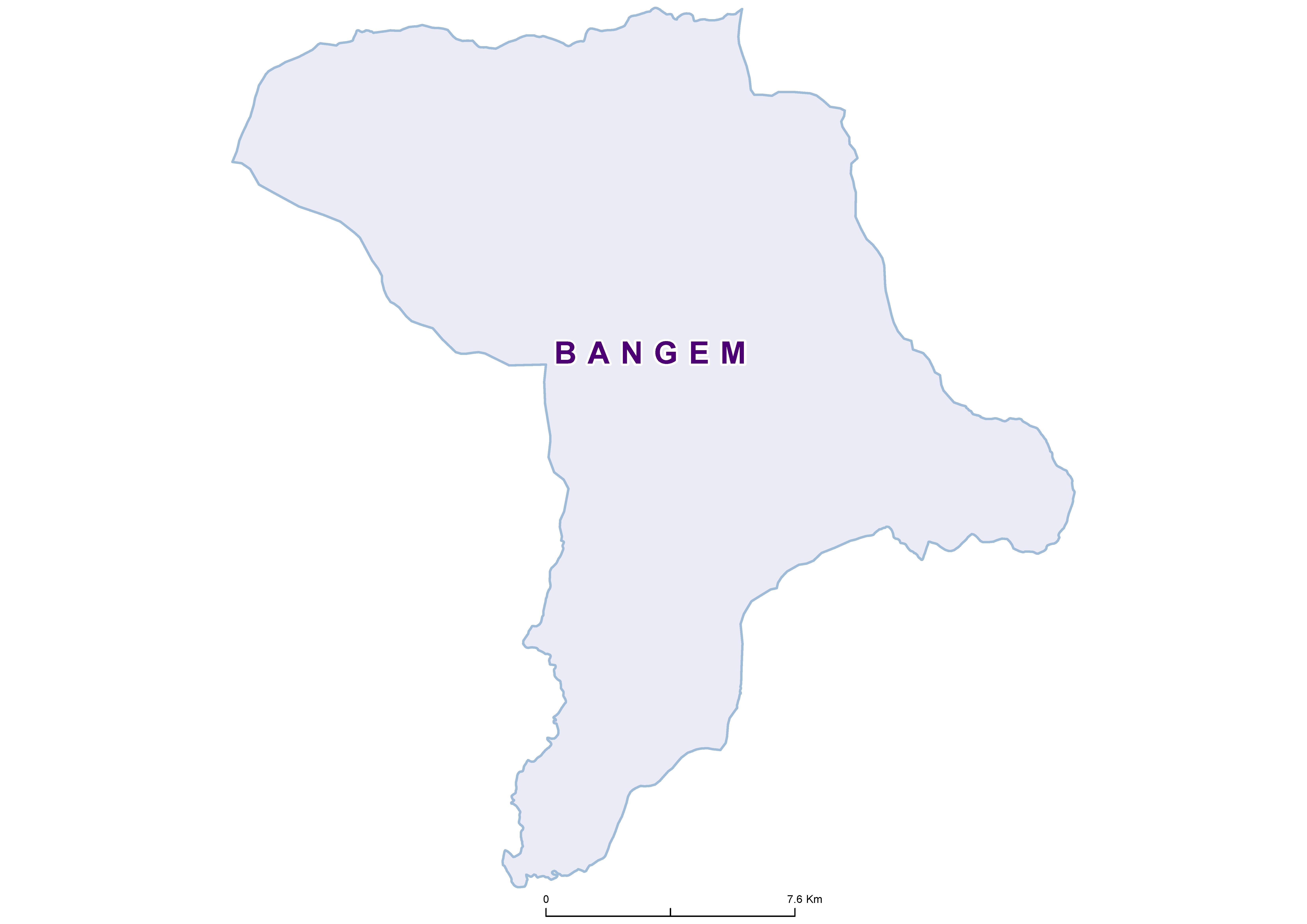 Bangem Mean SCH 20180001