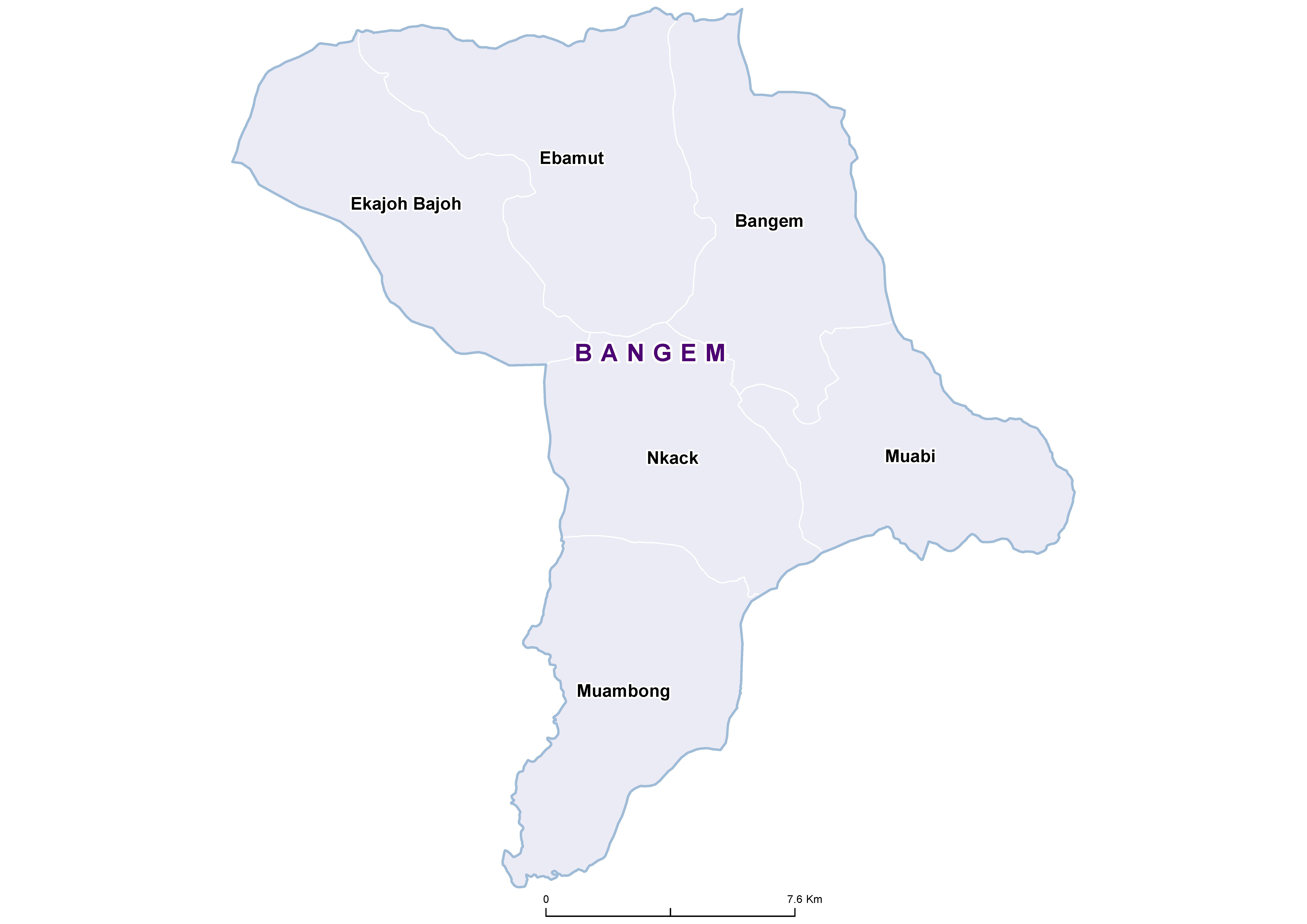 Bangem STH 20180001