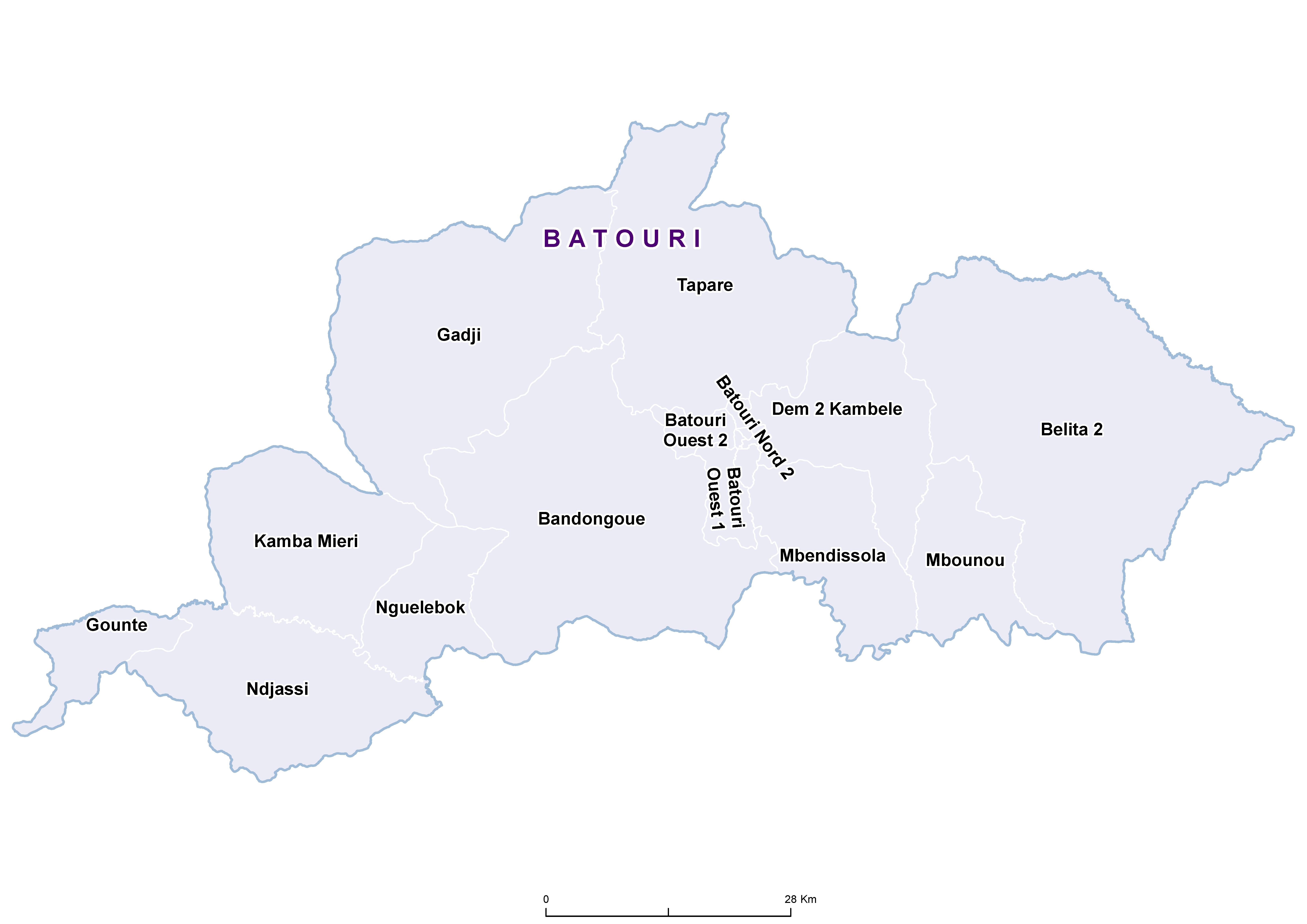 Batouri STH 20180001