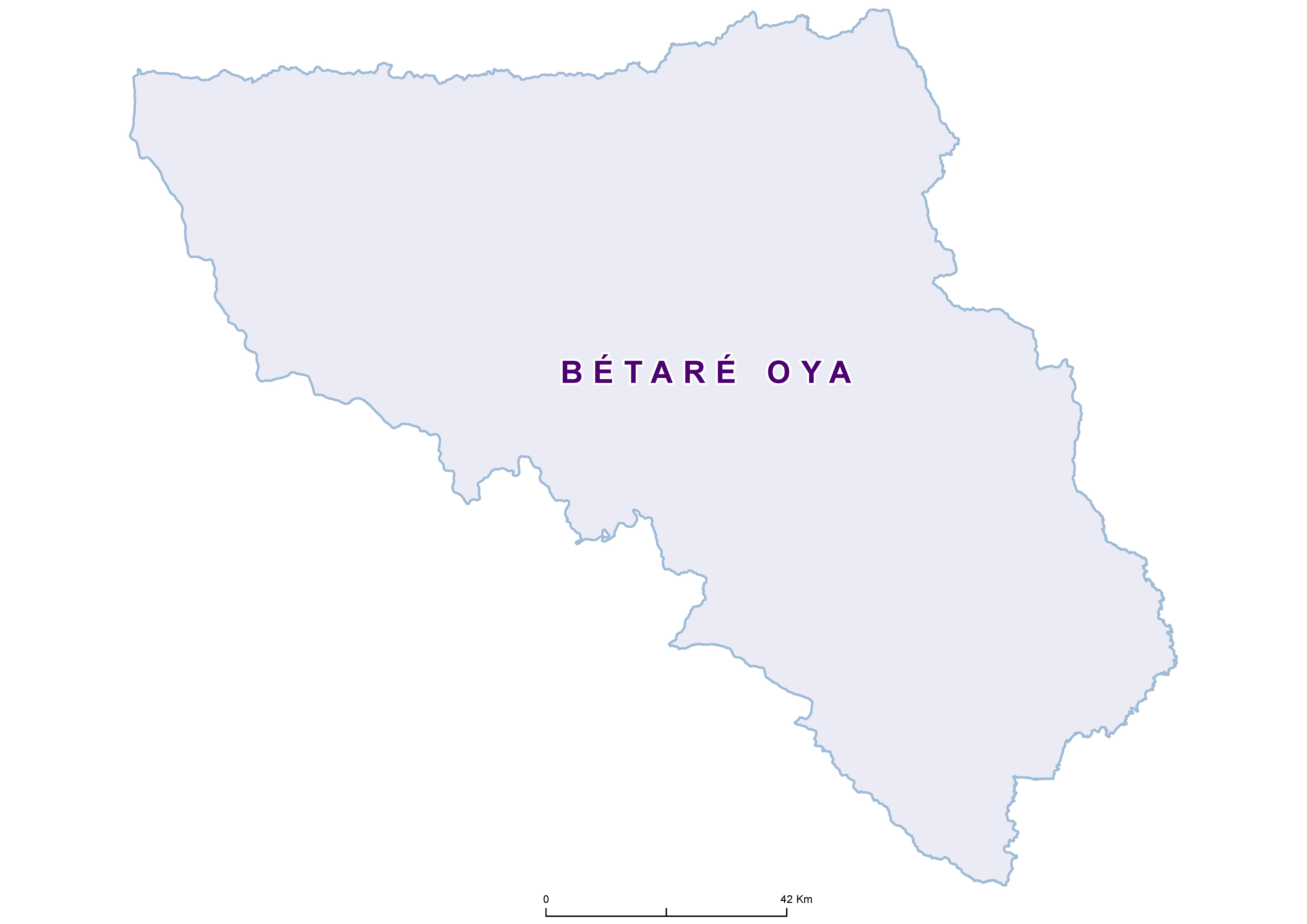 Bétaré Oya Mean SCH 20180001