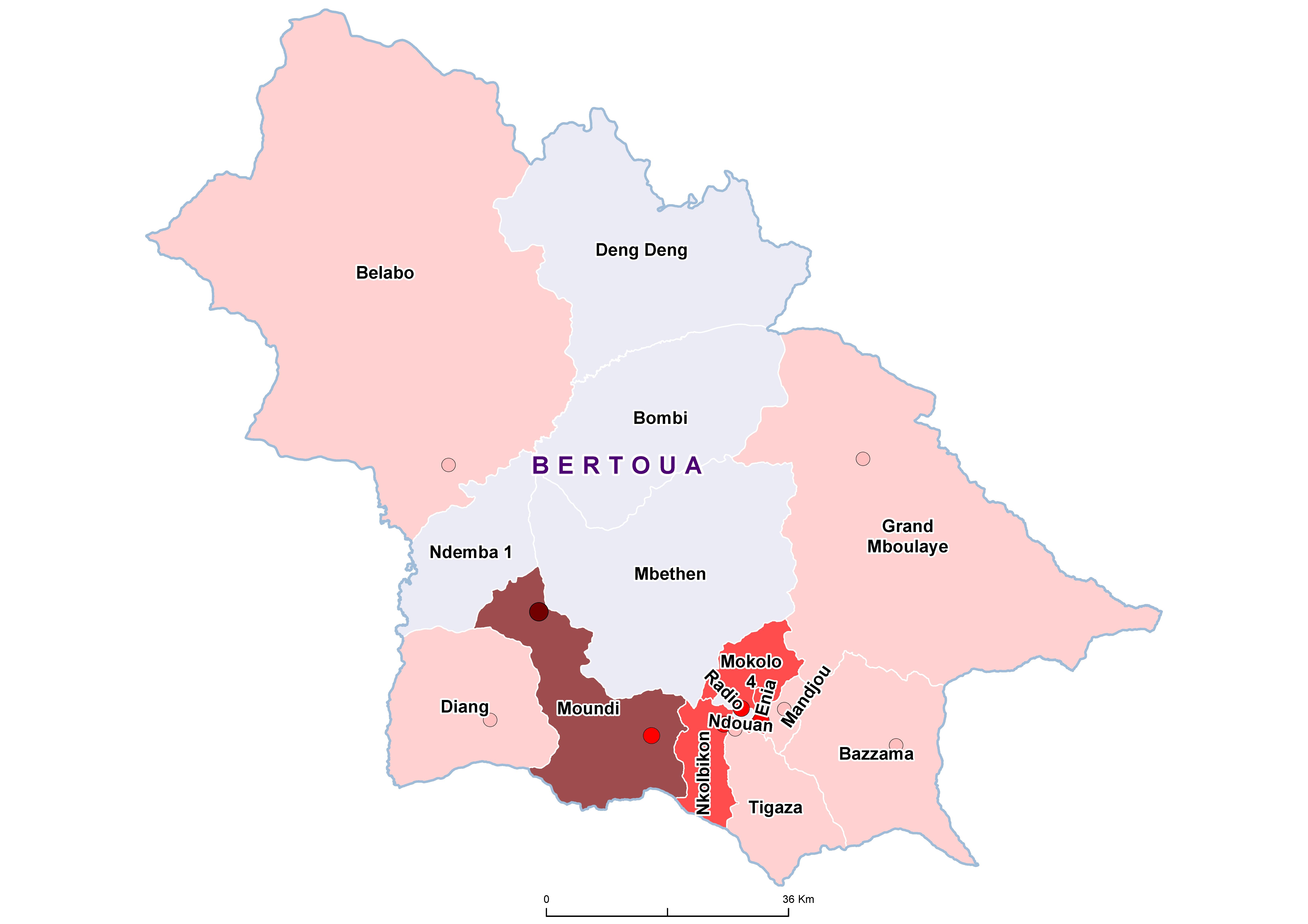 Bertoua STH 20100001