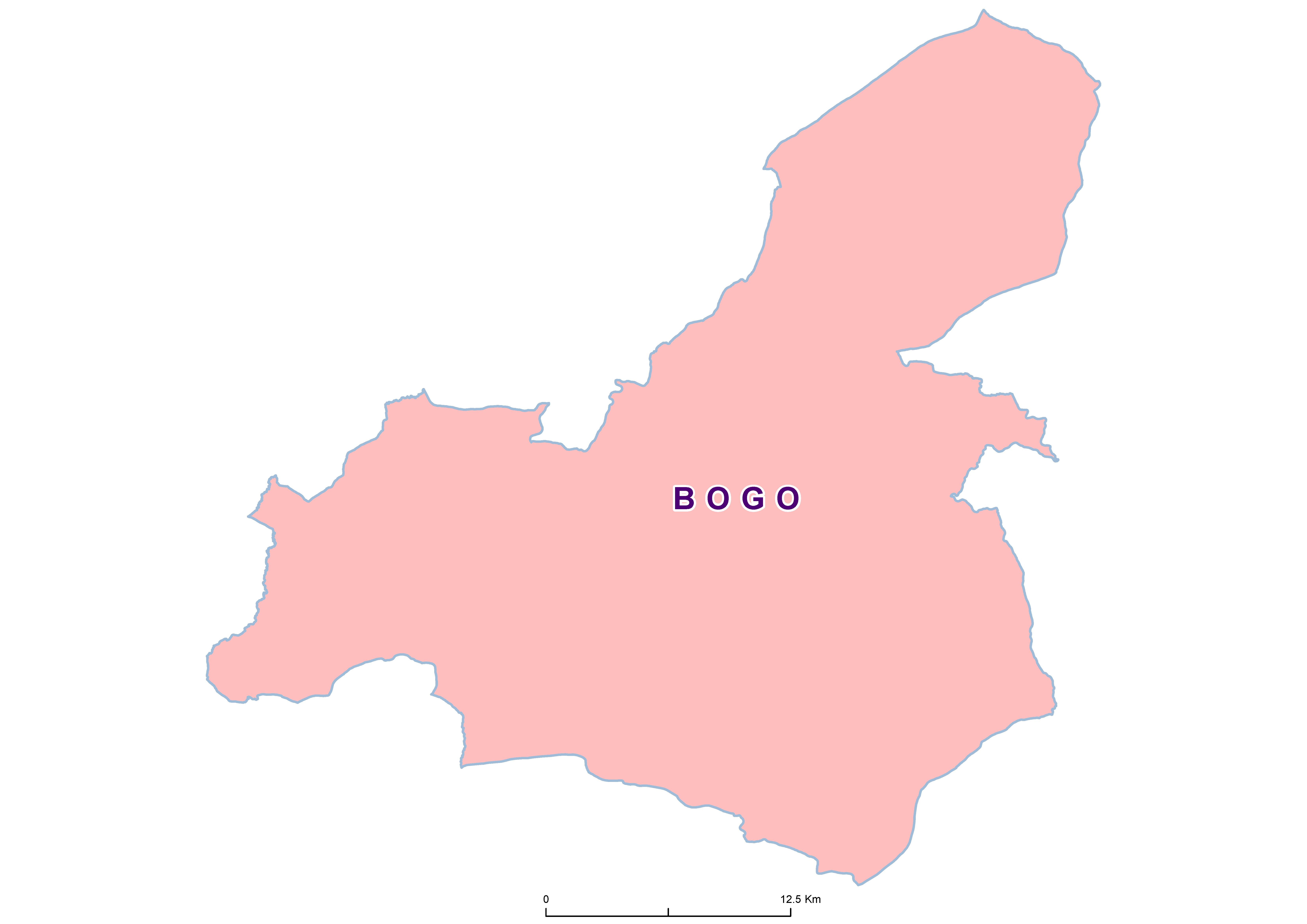 Bogo Mean STH 19850001