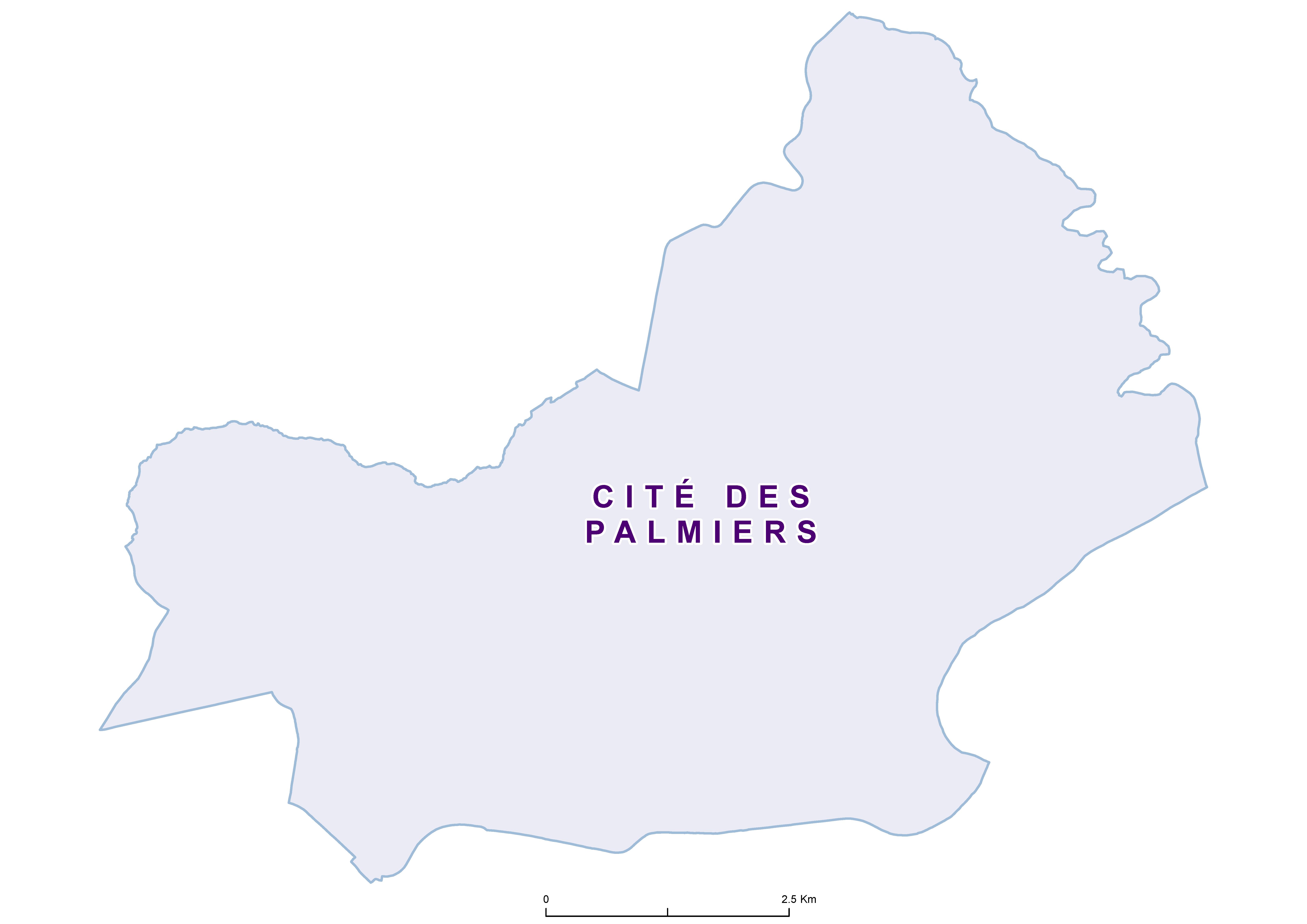 Cité des palmiers Mean STH 19850001