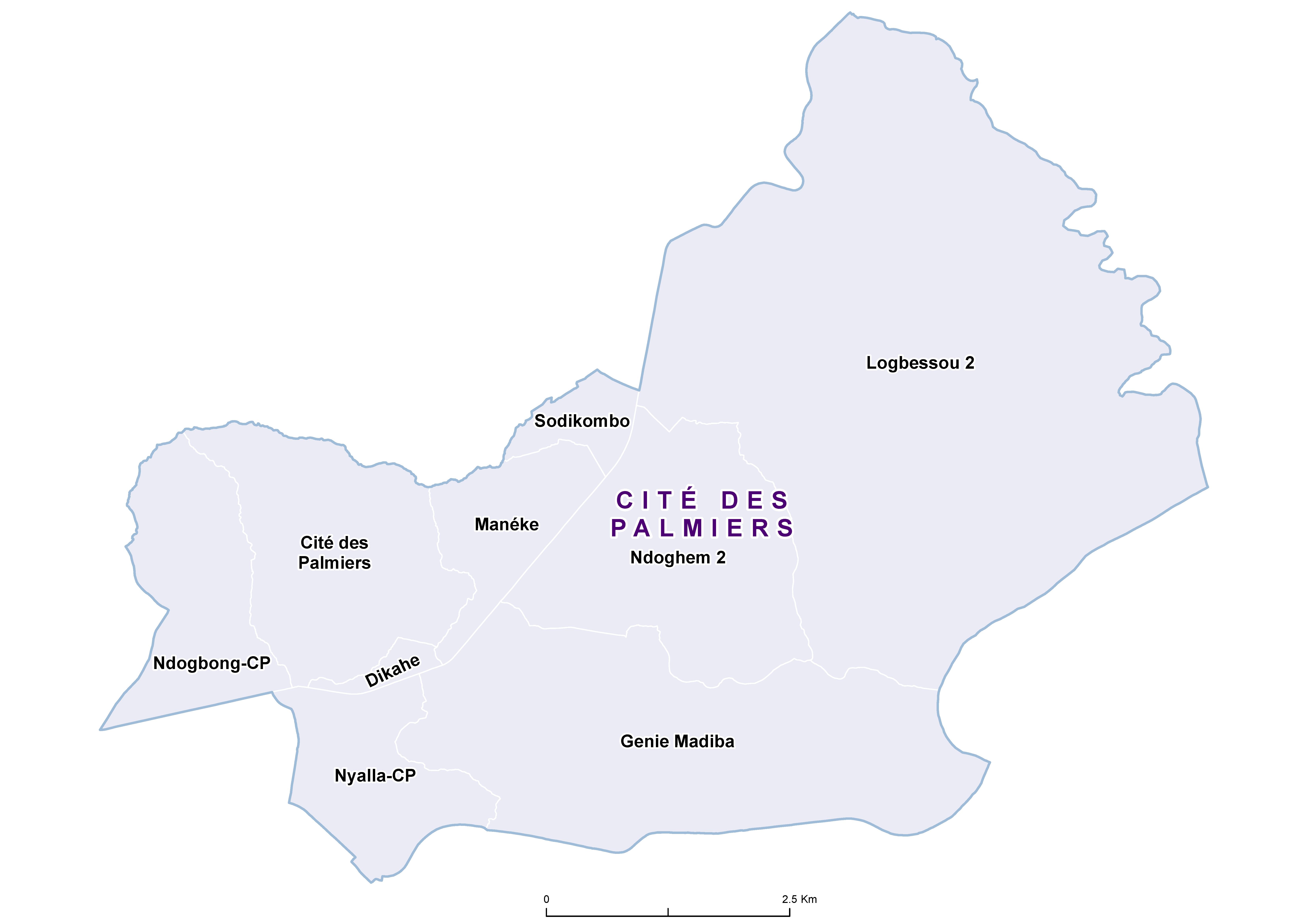 Cité des palmiers STH 19850001