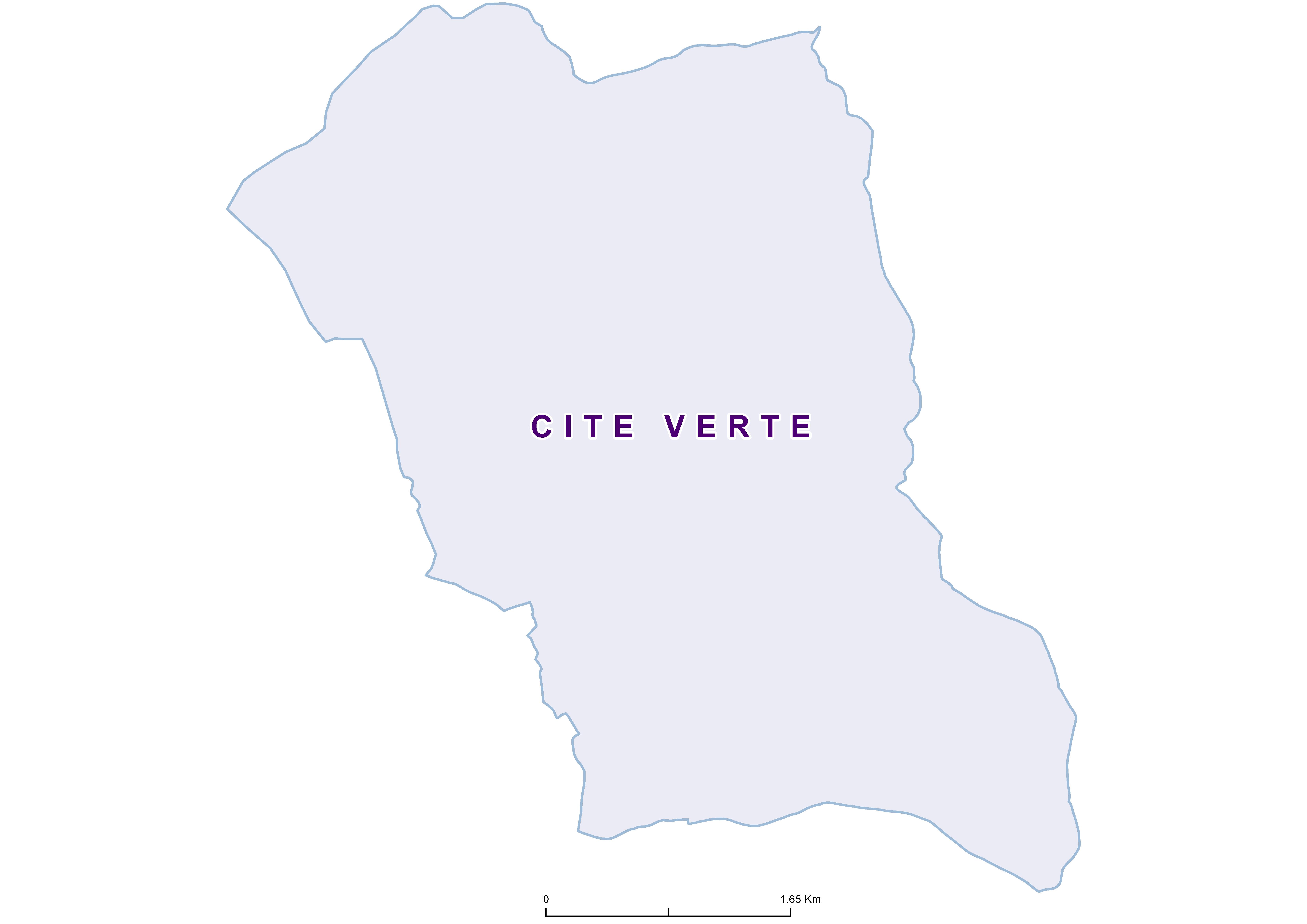 Cite verte Mean STH 19850001