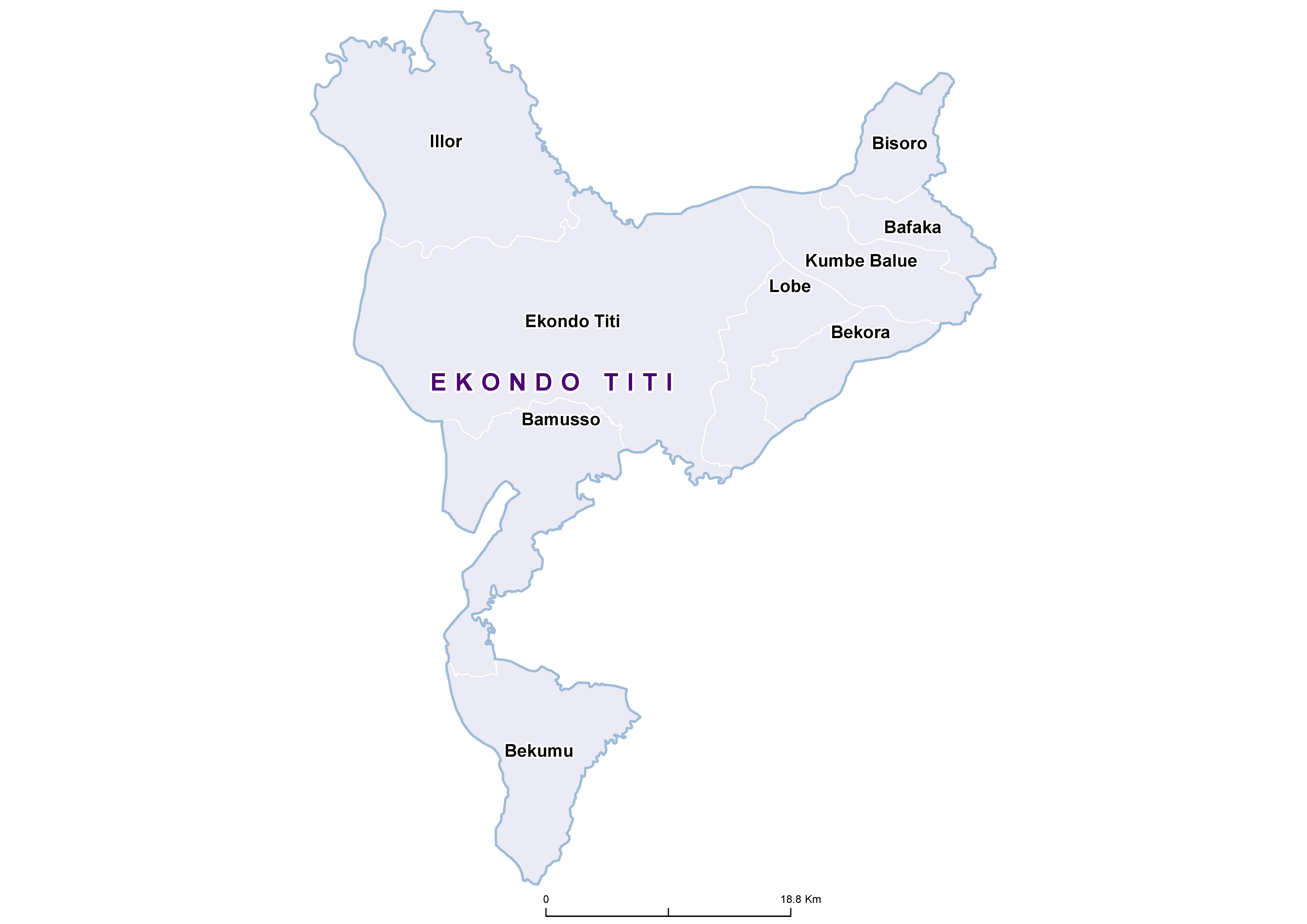 Ekondo titi STH 20180001