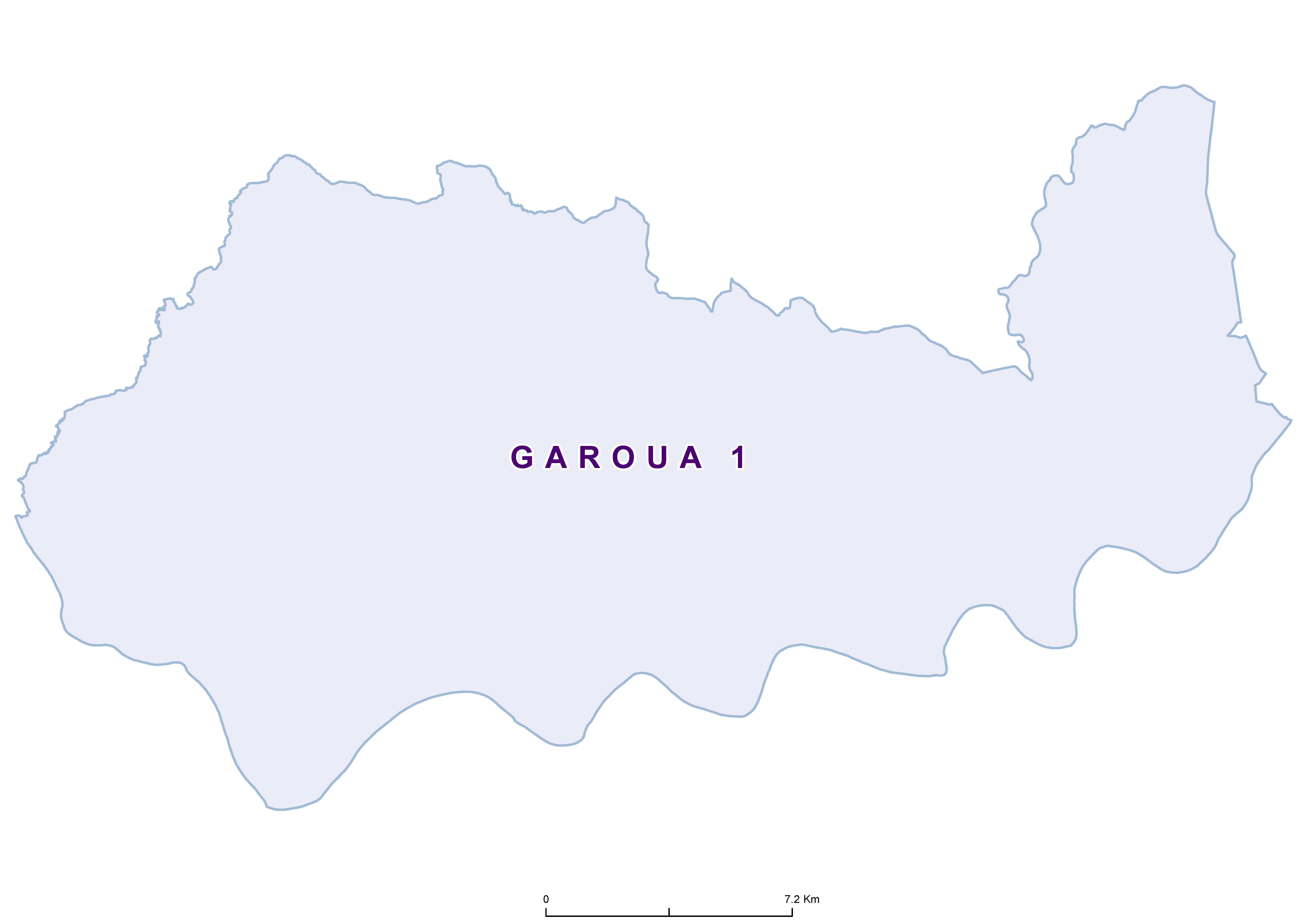 Garoua 1 Mean STH 20180001