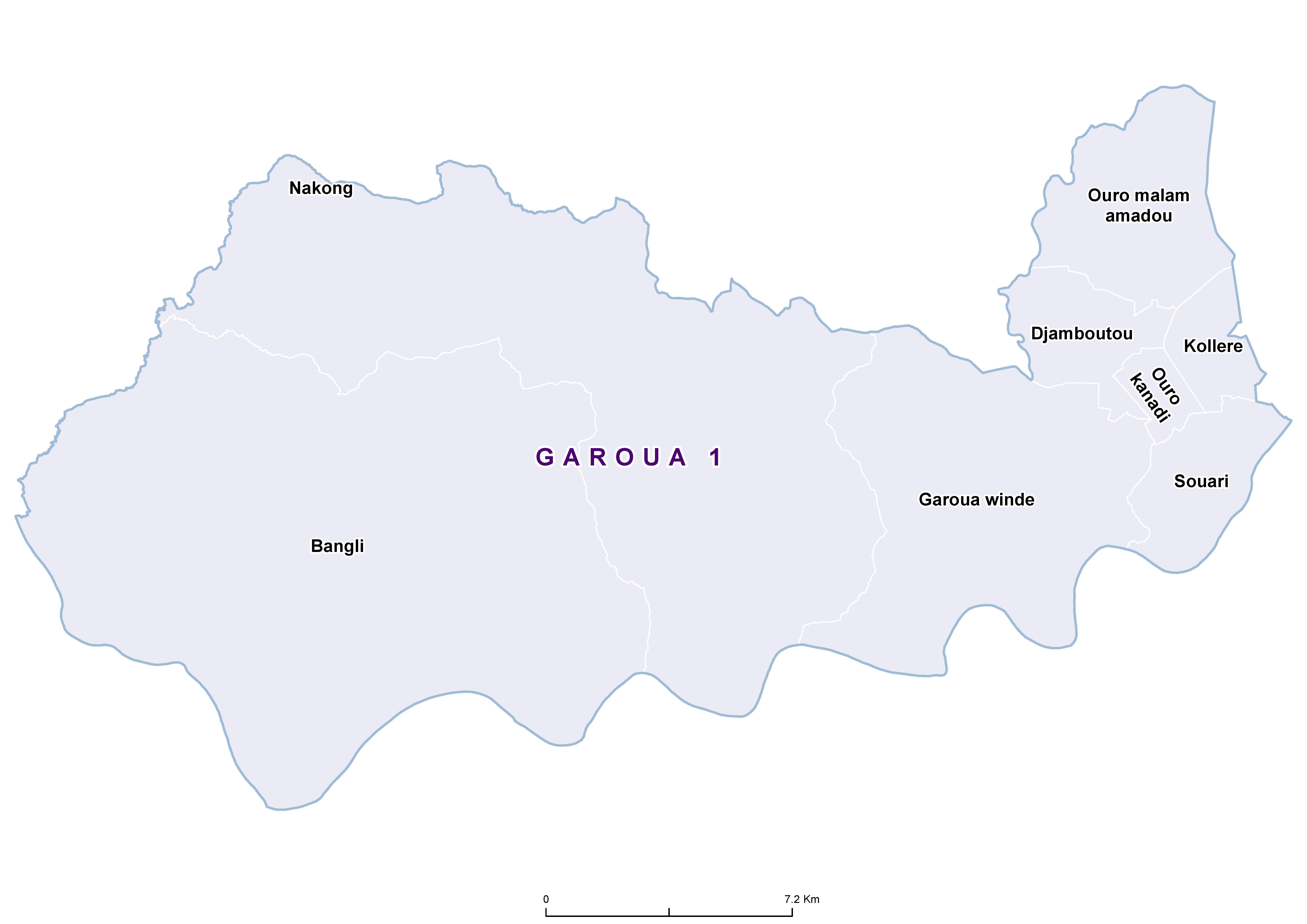 Garoua 1 STH 20180001