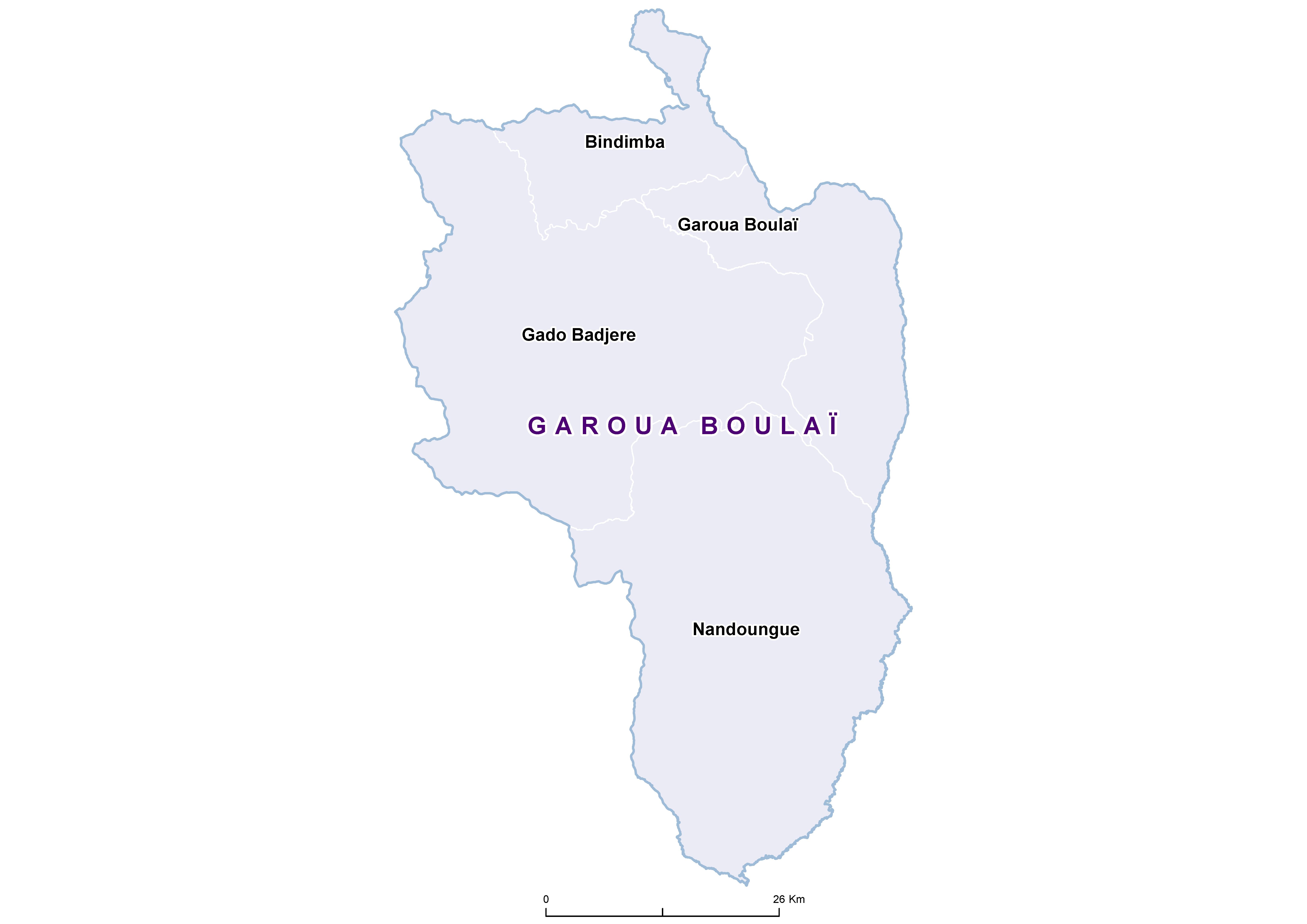 Garoua Boulaï STH 20180001