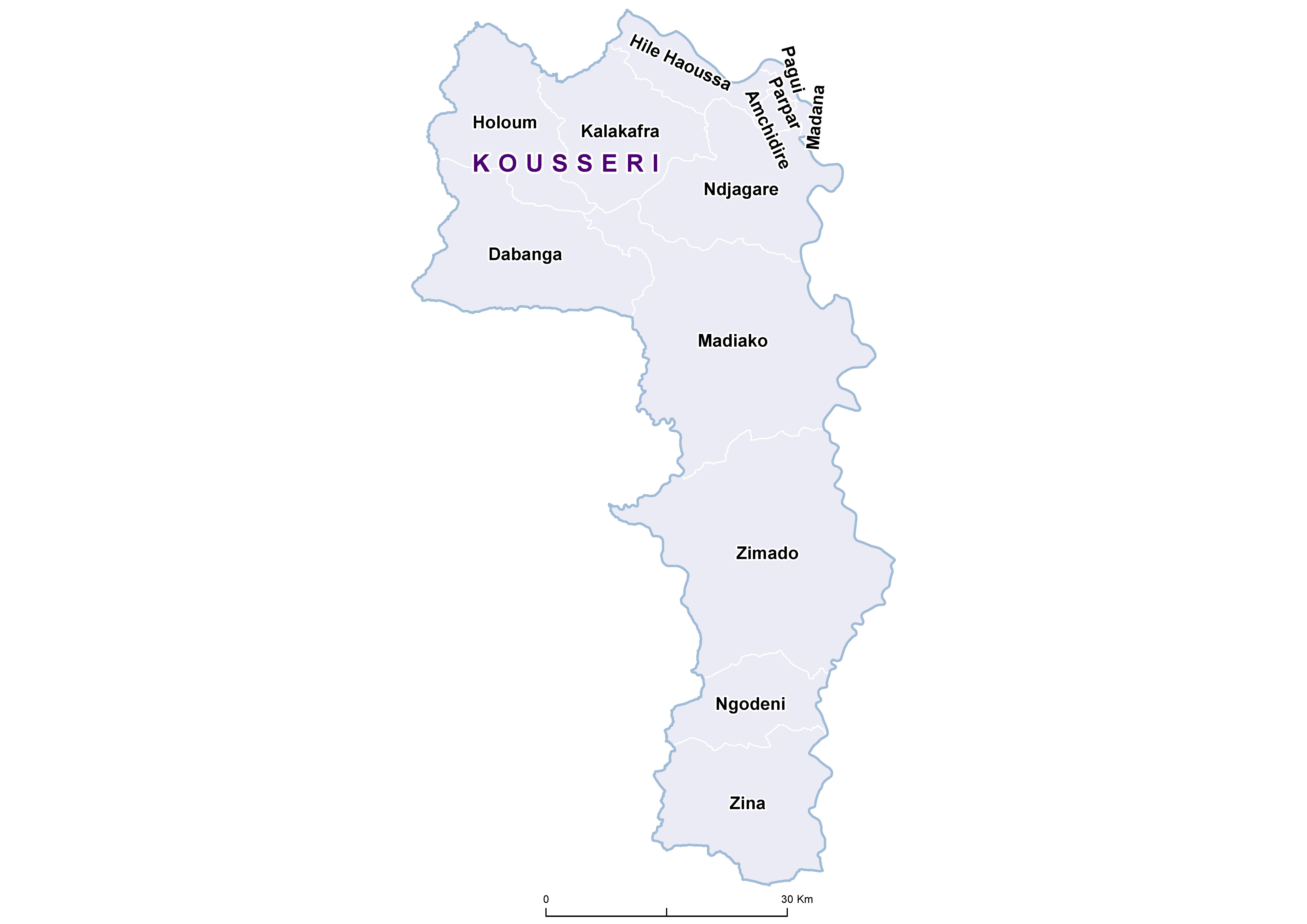 Kousseri SCH 20180001