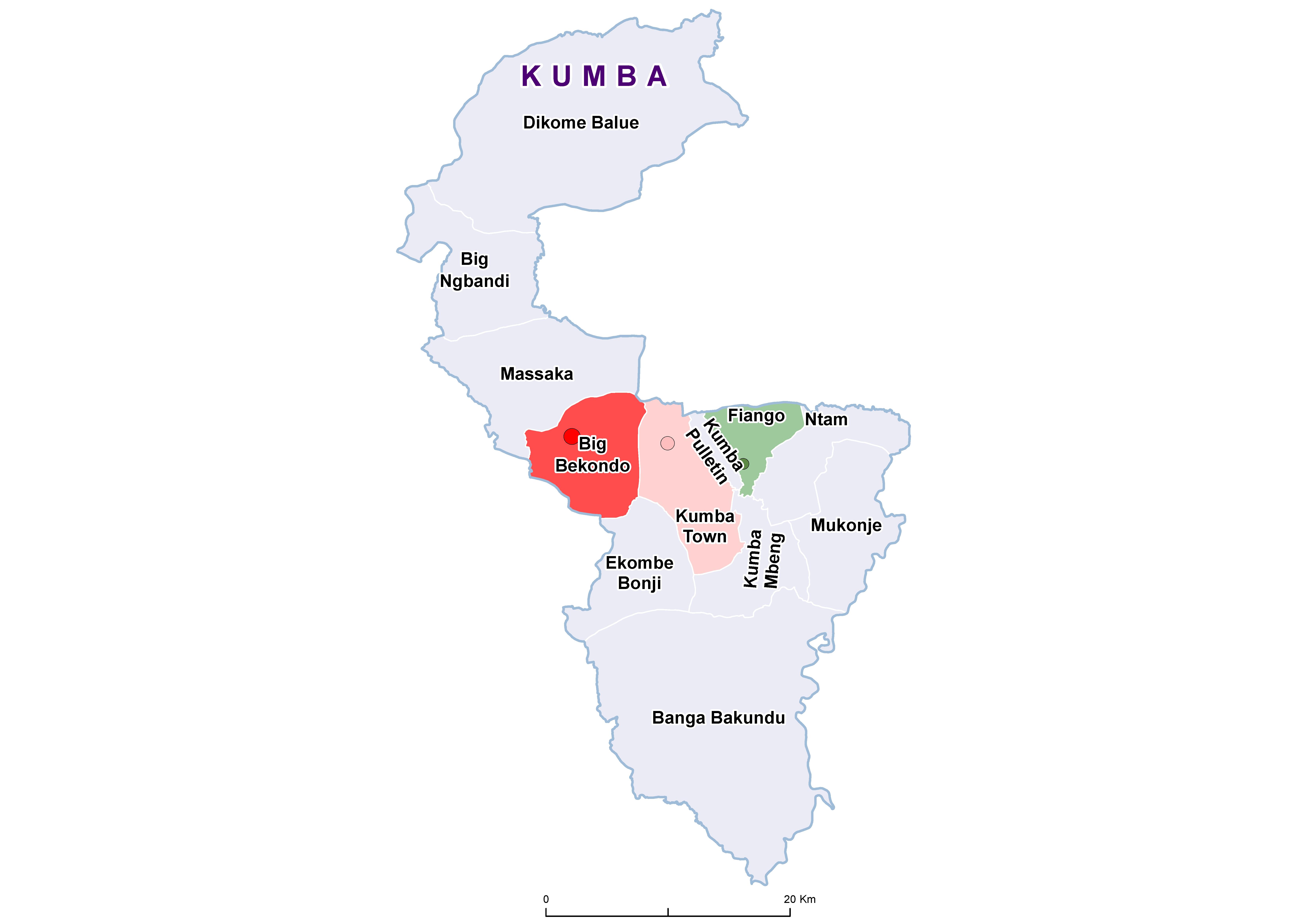 Kumba STH 20180001
