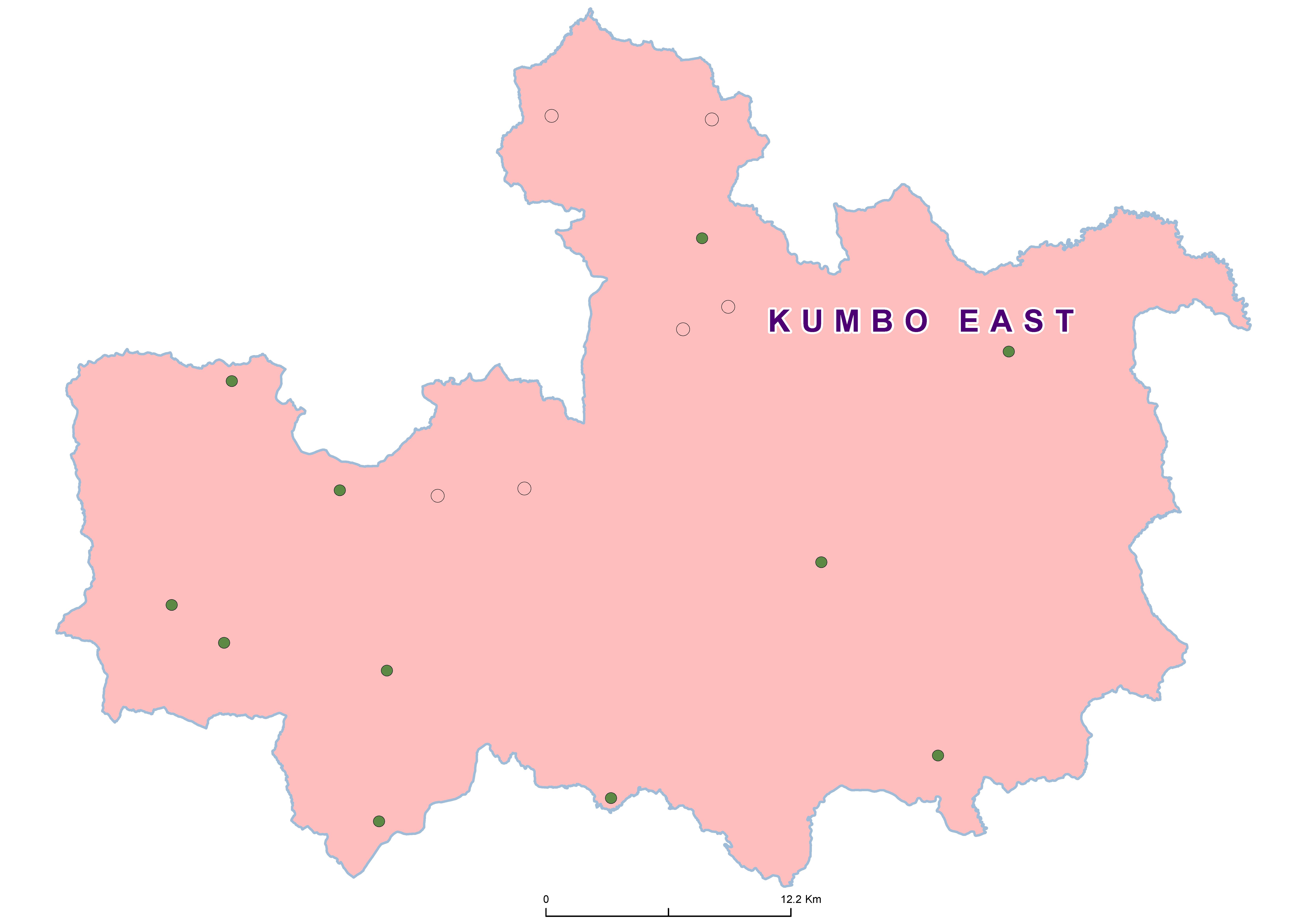 Kumbo east Max STH 20180001