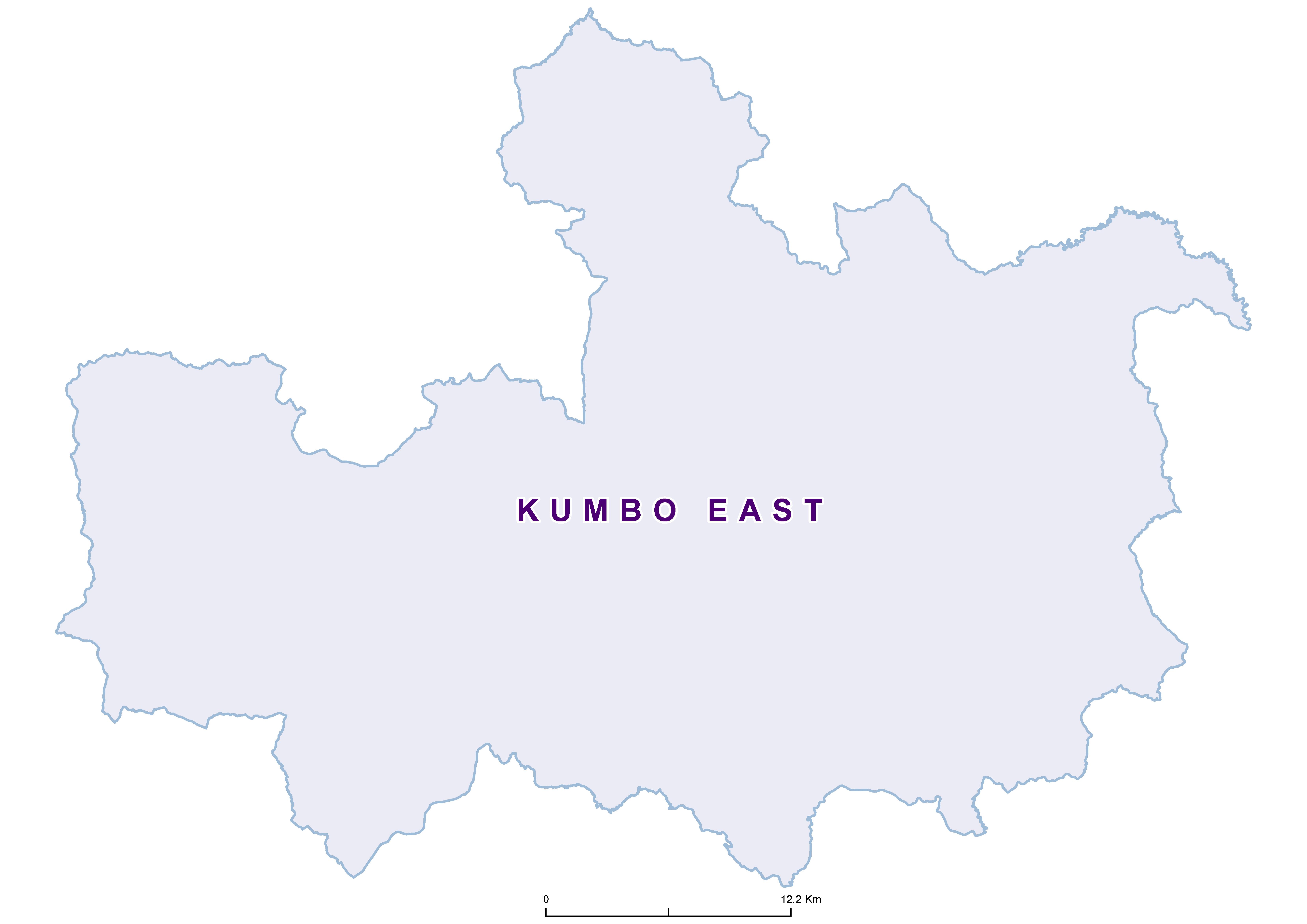 Kumbo east Mean SCH 19850001