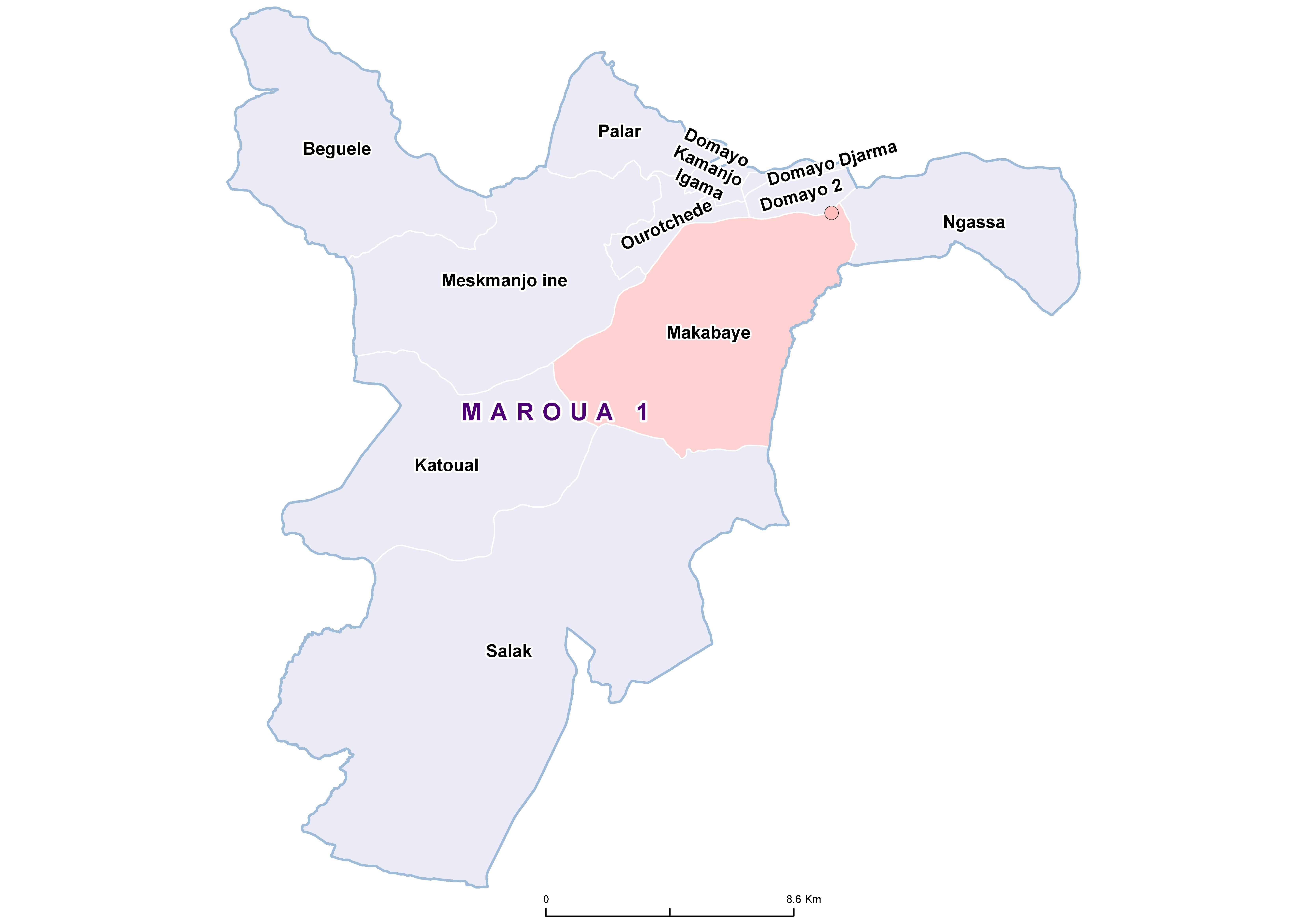 Maroua 1 STH 19850001