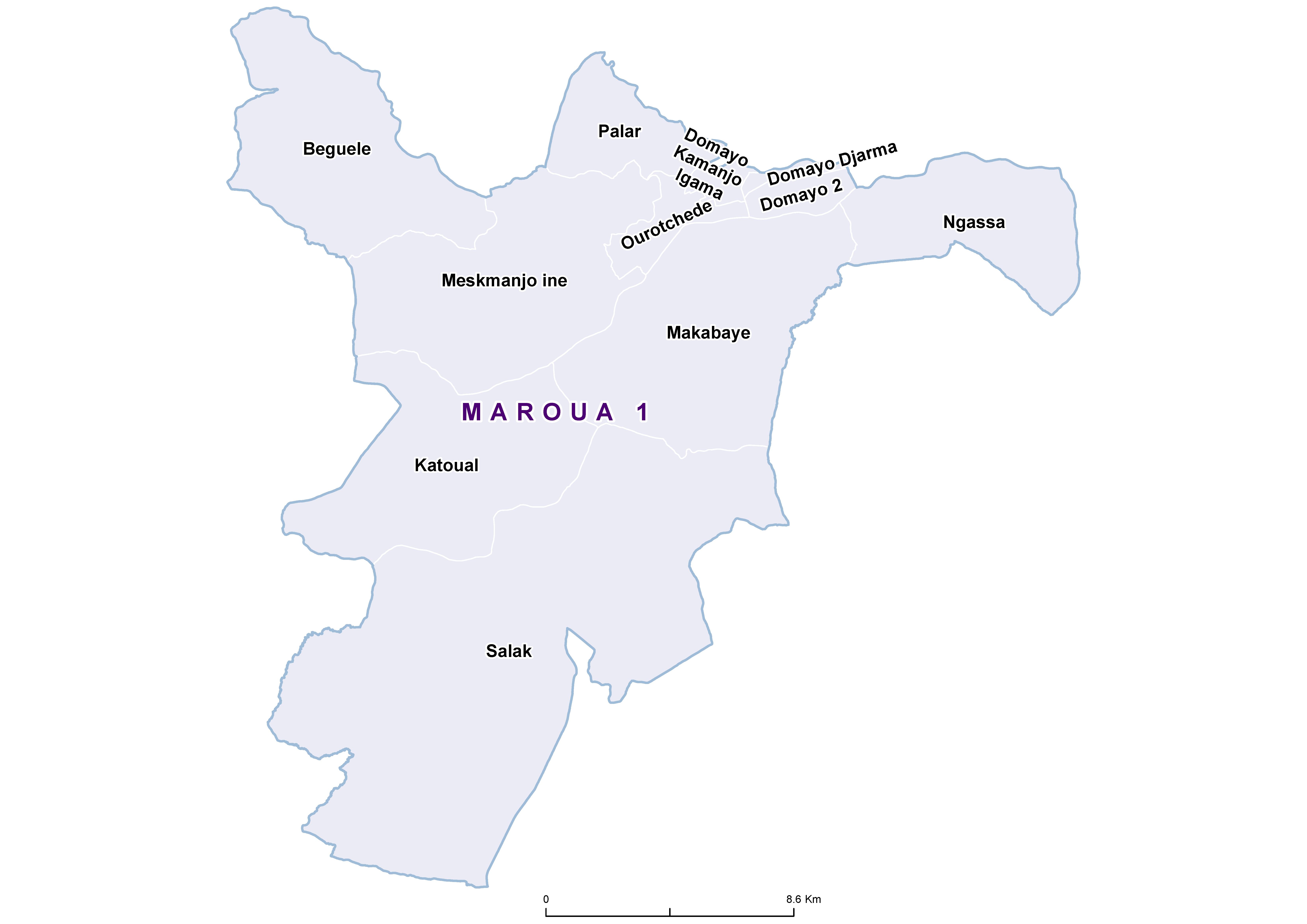 Maroua 1 STH 20180001