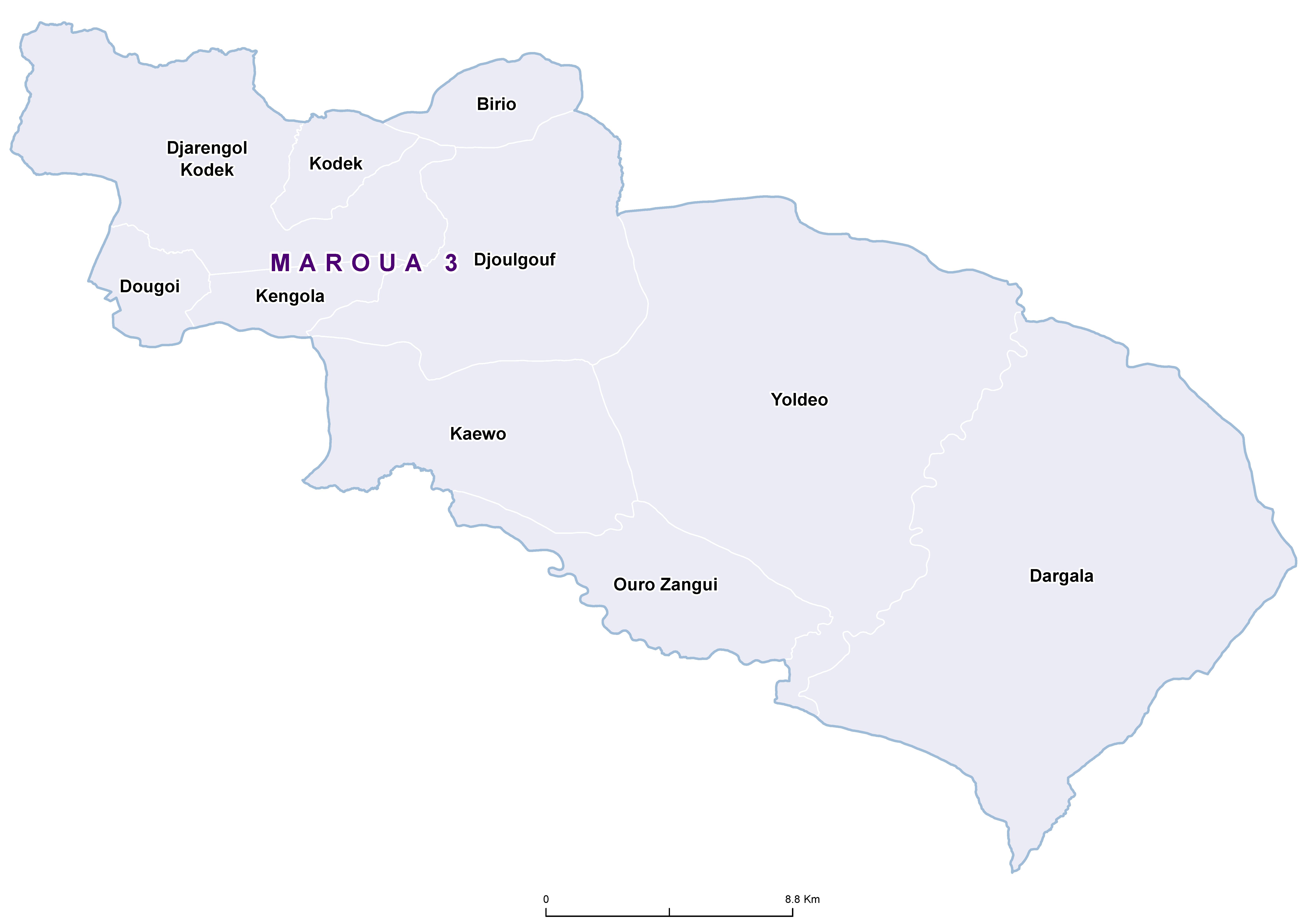 Maroua 3 STH 20180001