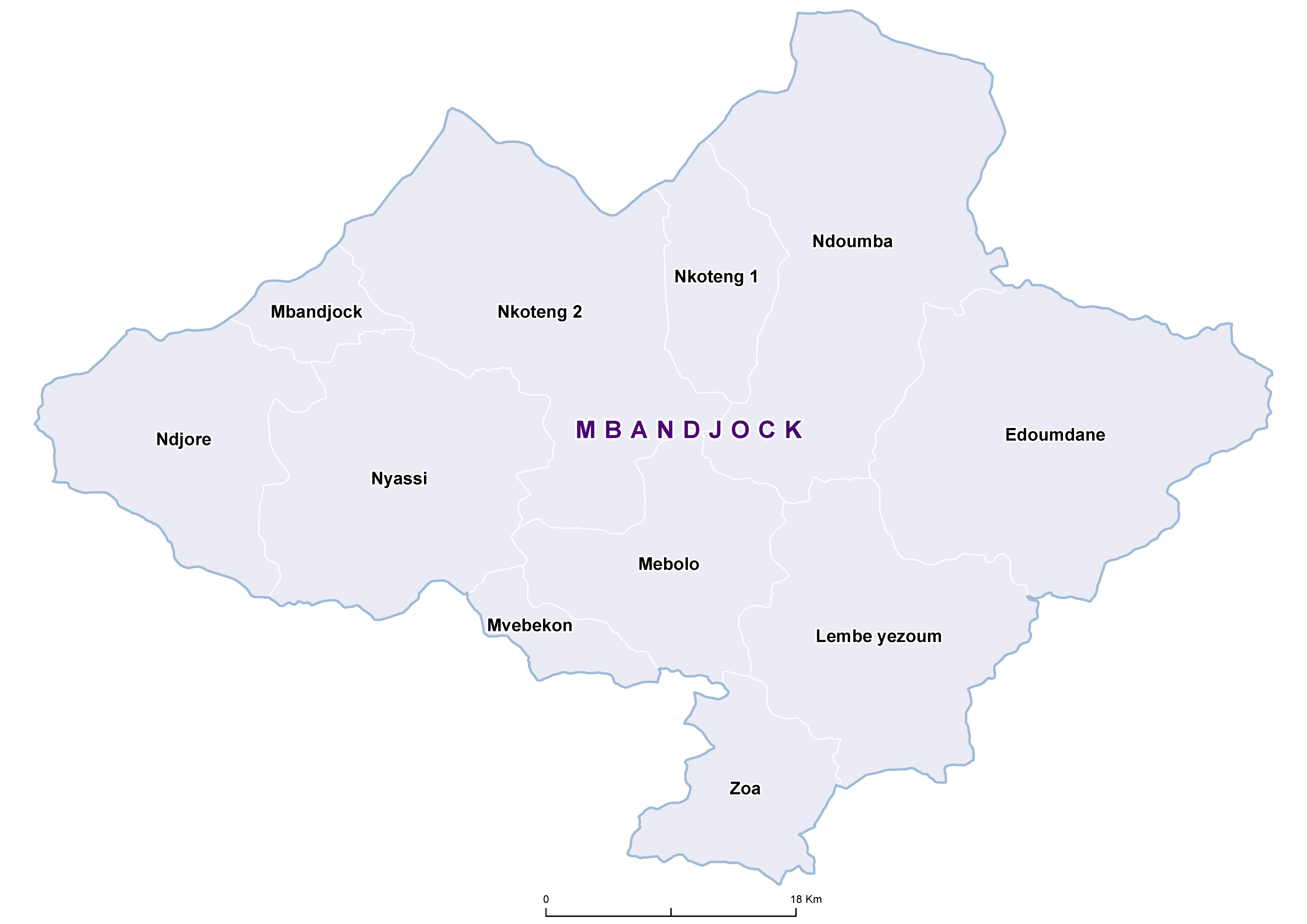 Mbandjock STH 20180001