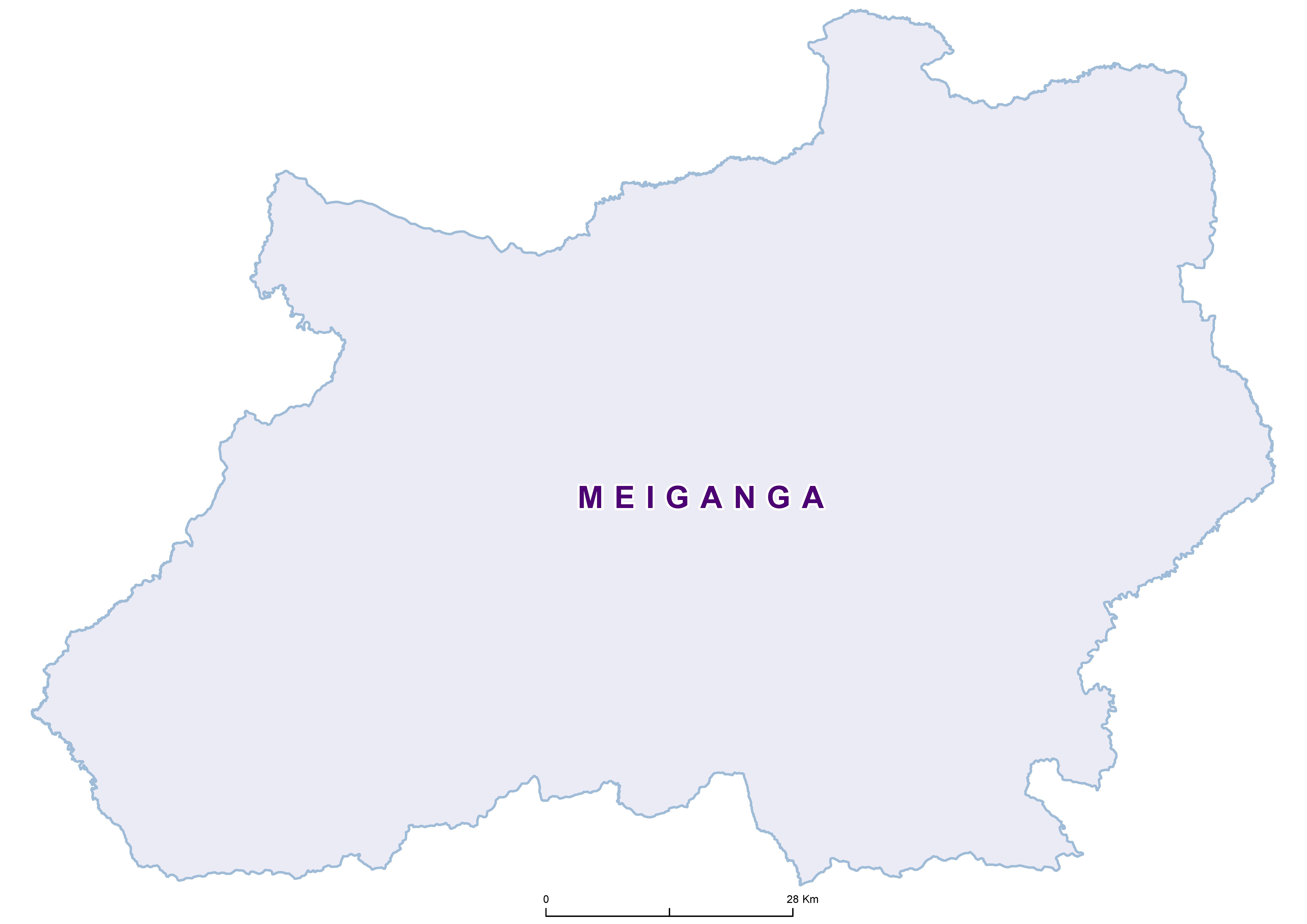 Meiganga Max STH 20180001