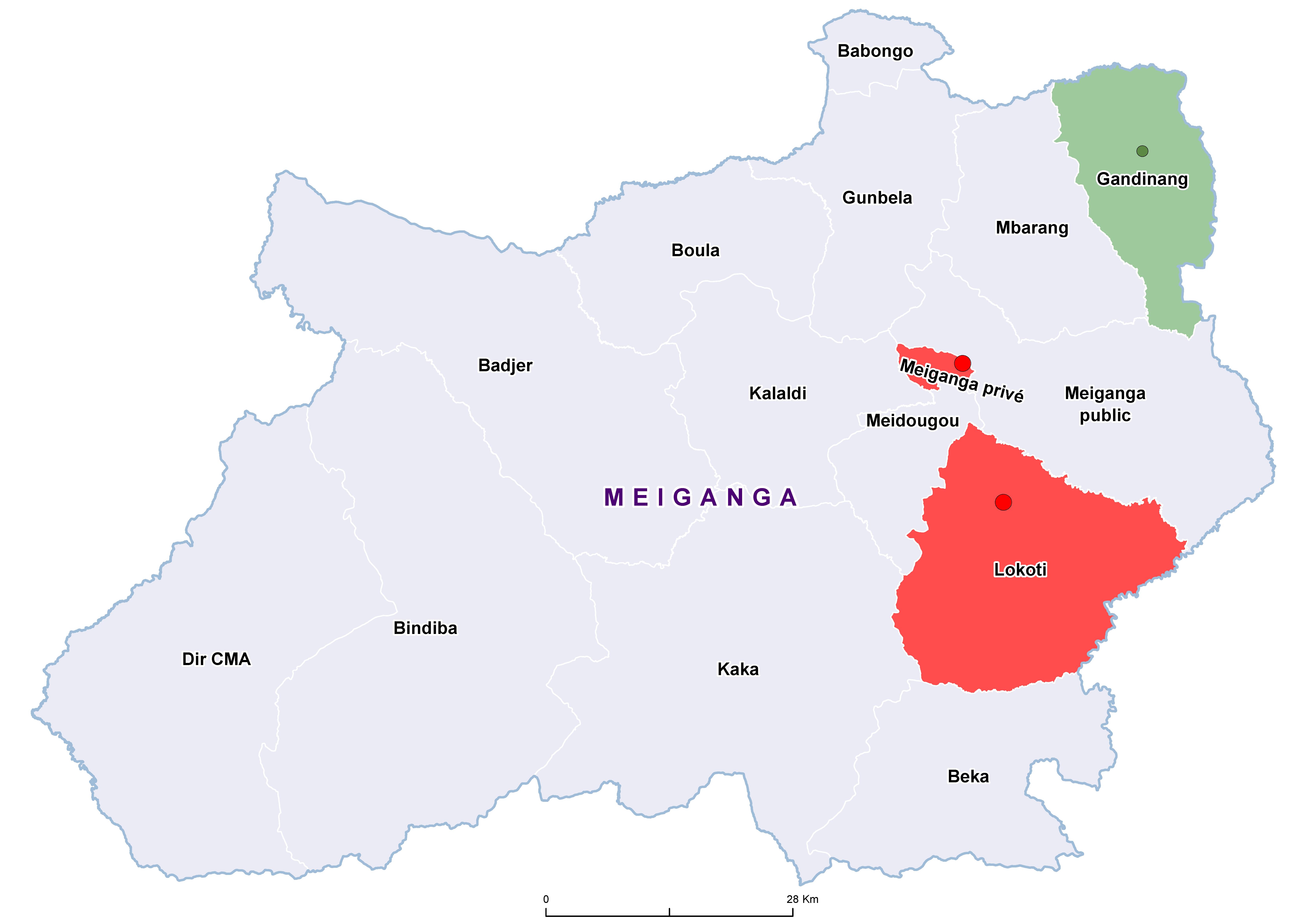 Meiganga SCH 19850001