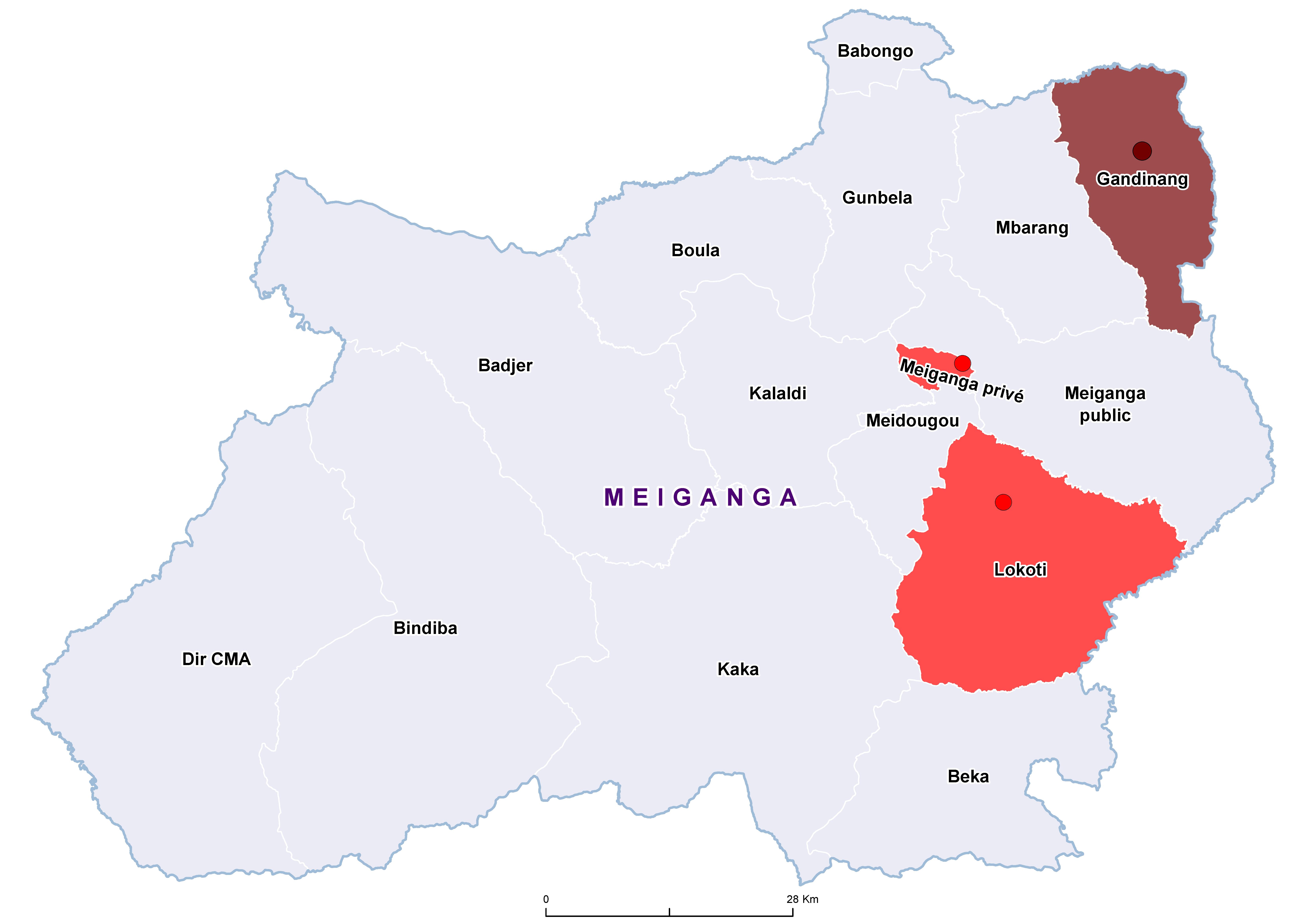 Meiganga STH 19850001
