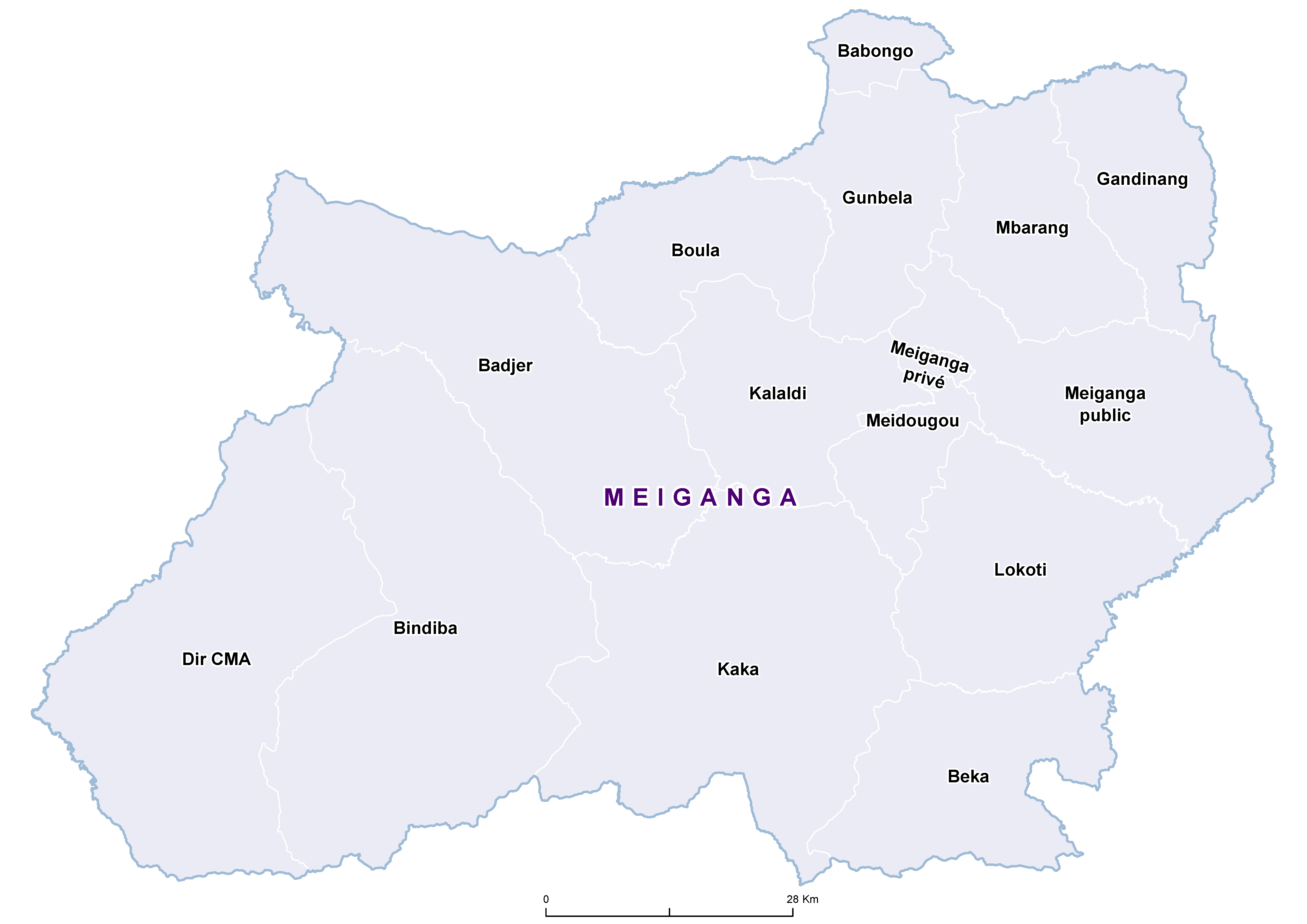 Meiganga STH 20180001