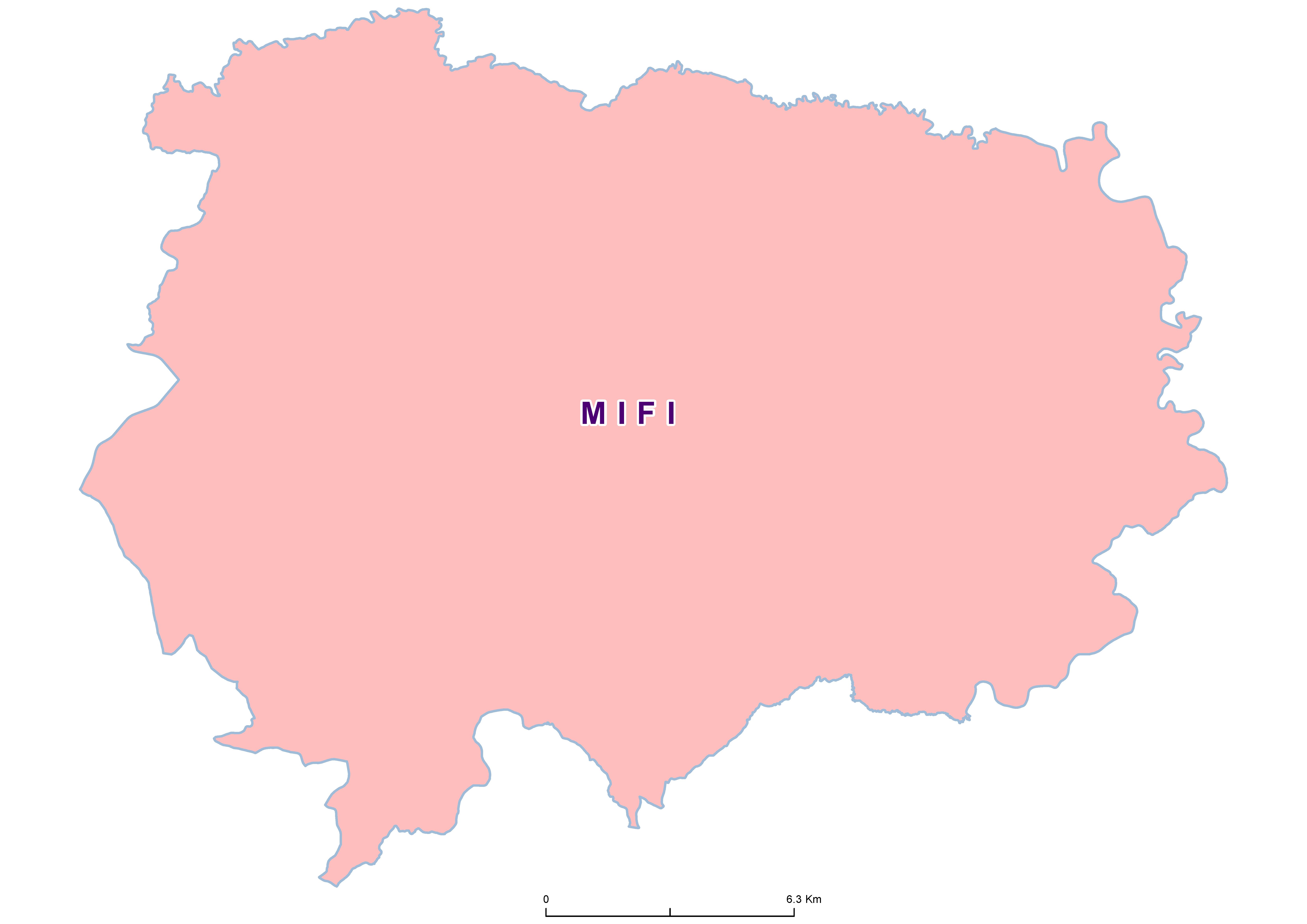 Mifi Max SCH 19850001