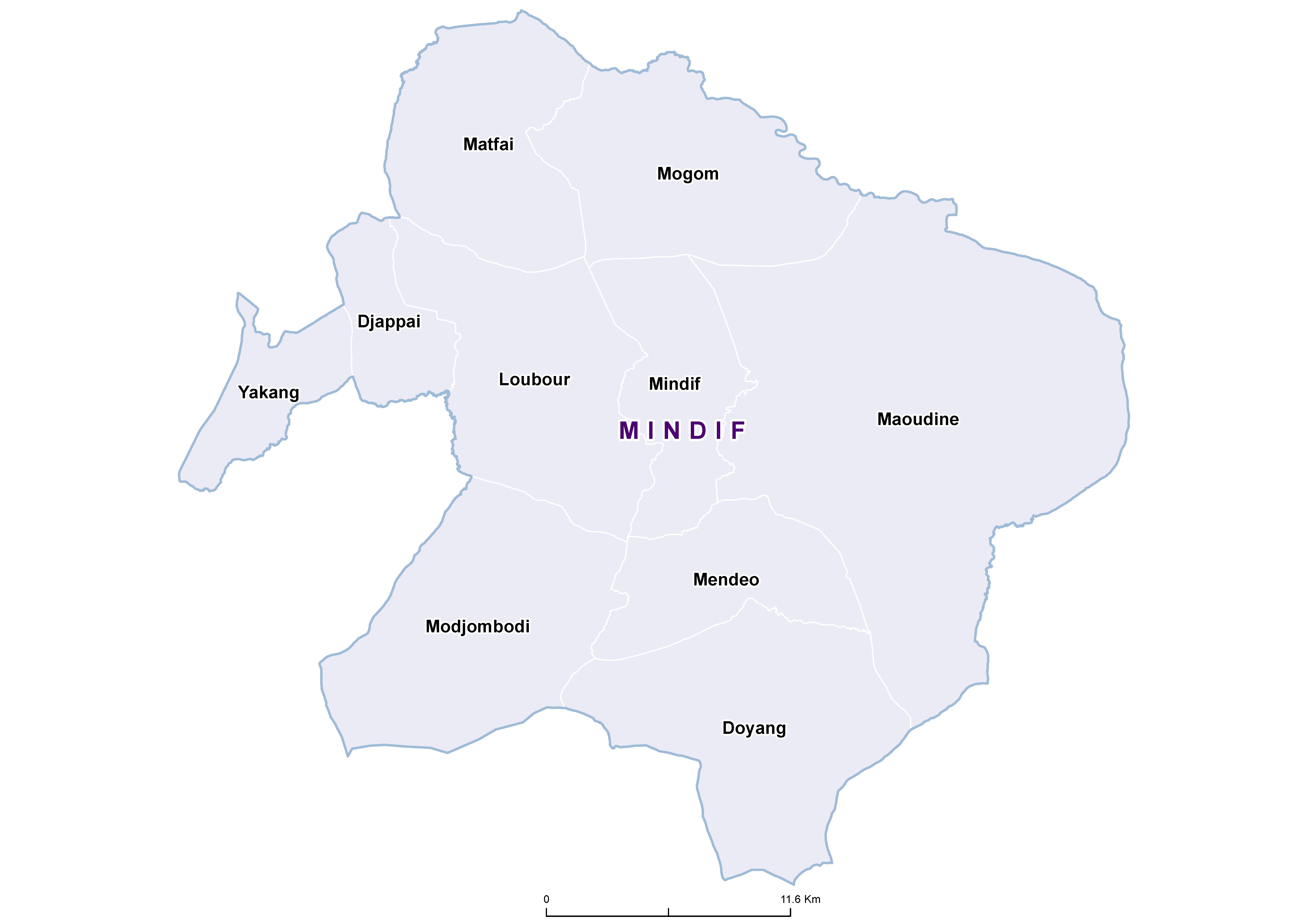 Mindif SCH 20180001