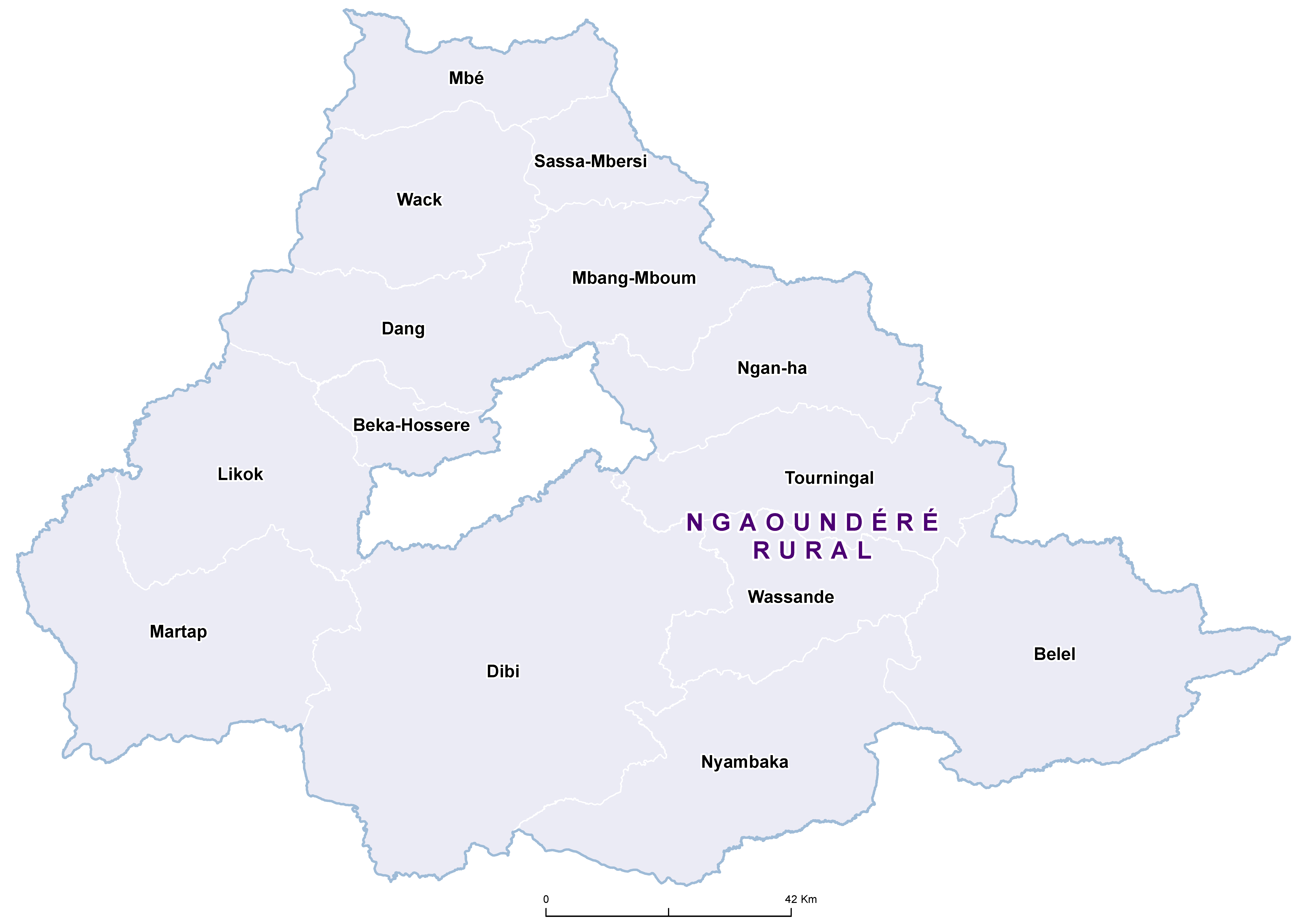 Ngaoundéré rural STH 20180001