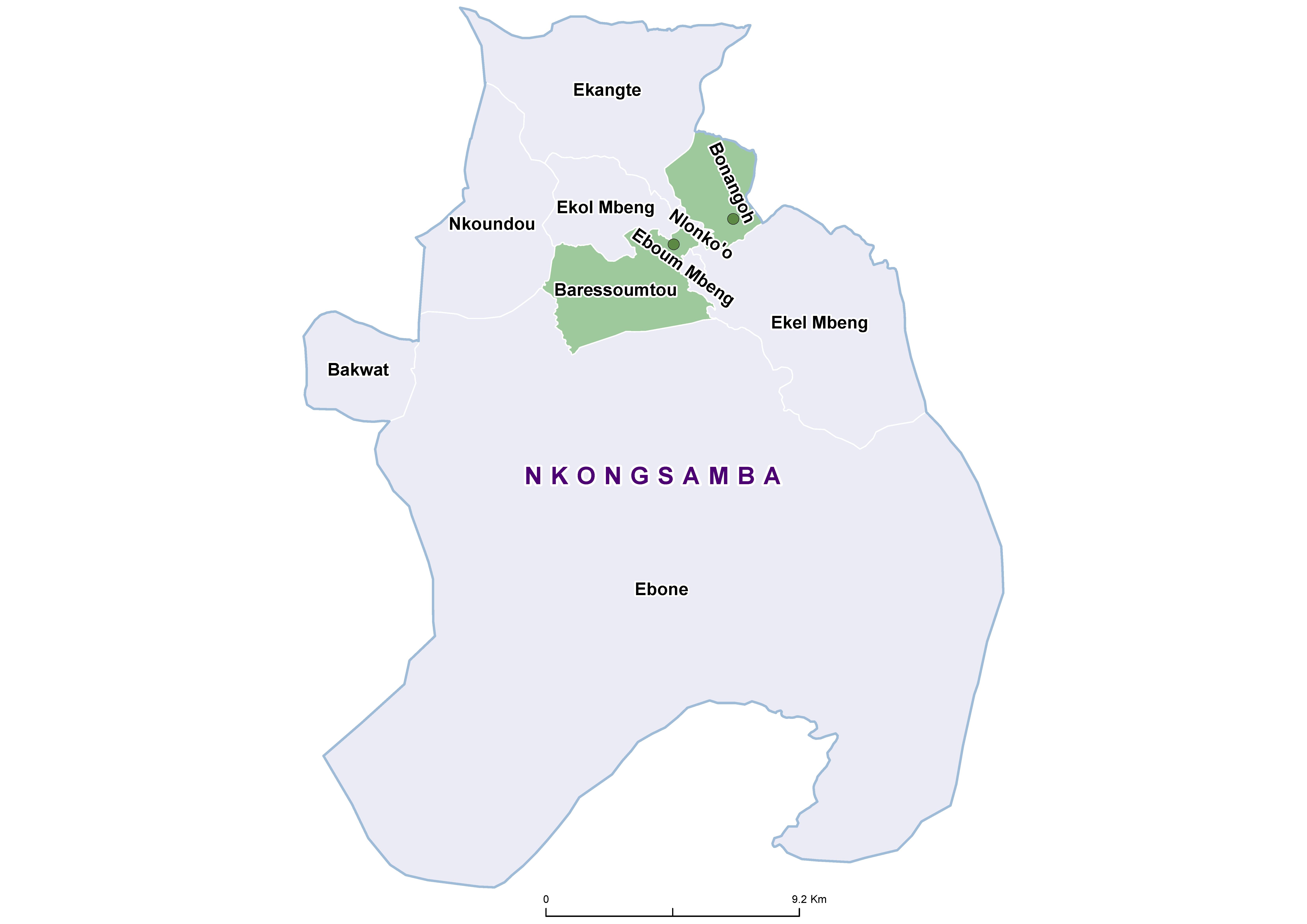 Nkongsamba SCH 19850001