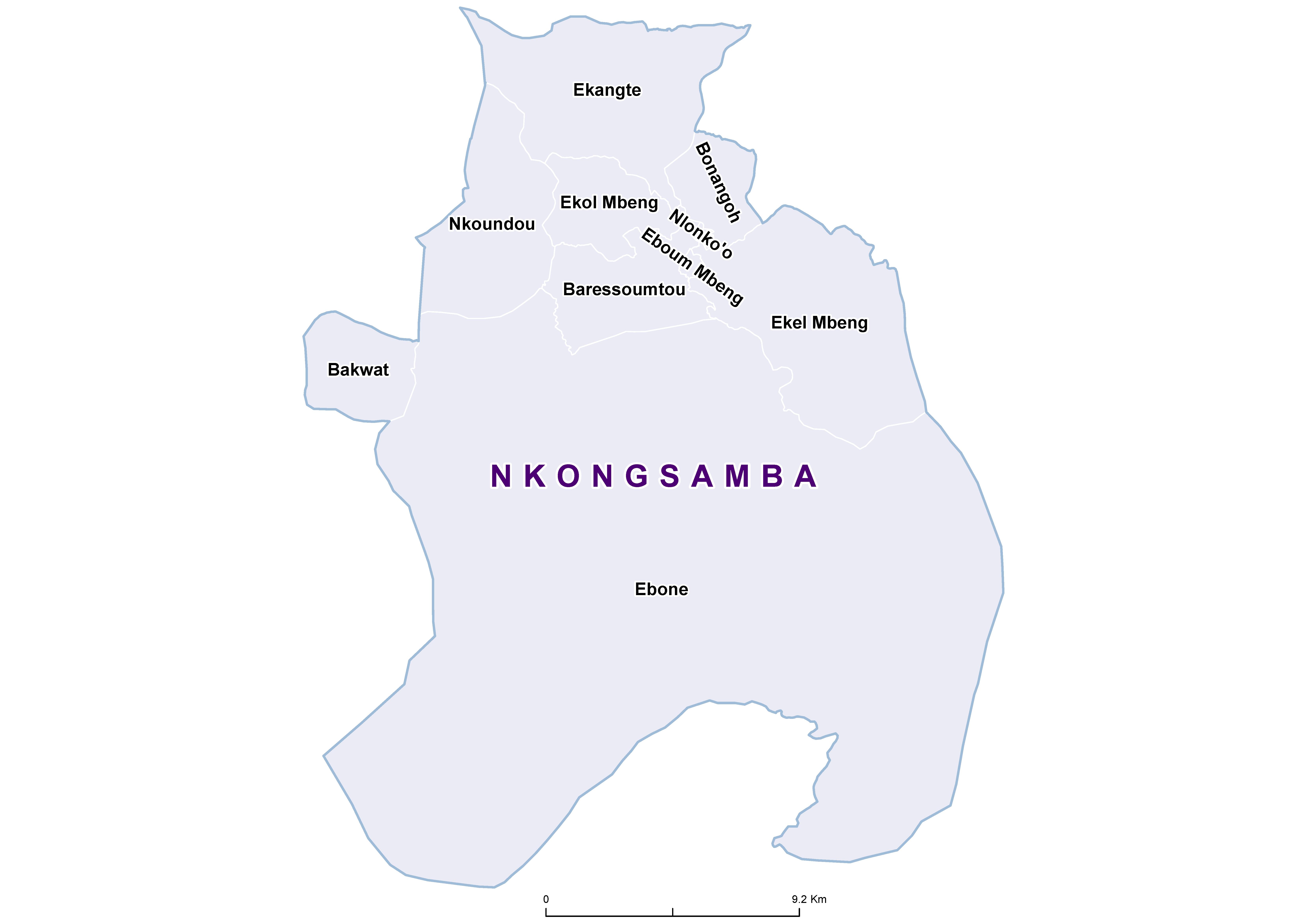 Nkongsamba STH 20180001