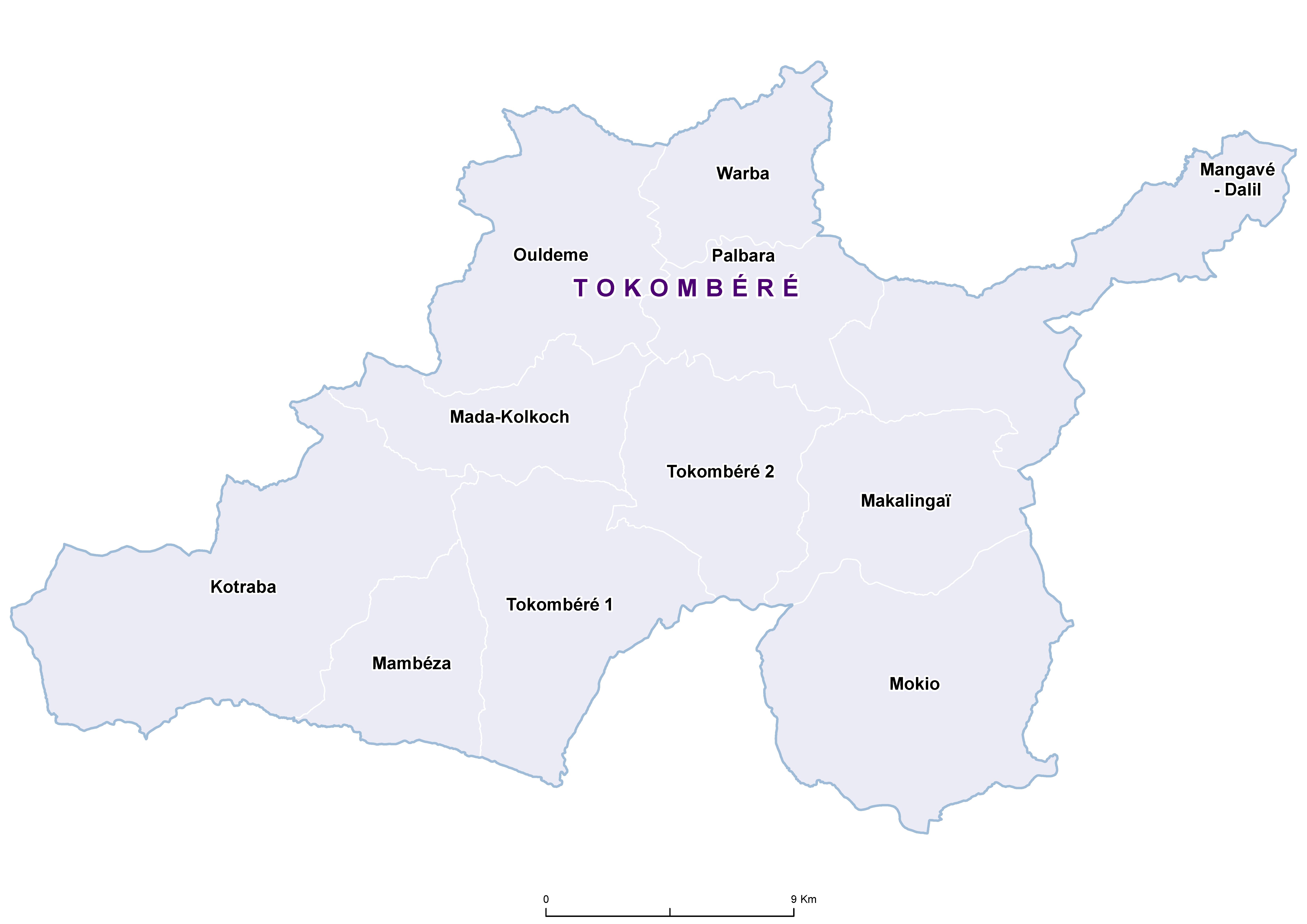 Tokombéré SCH 20180001