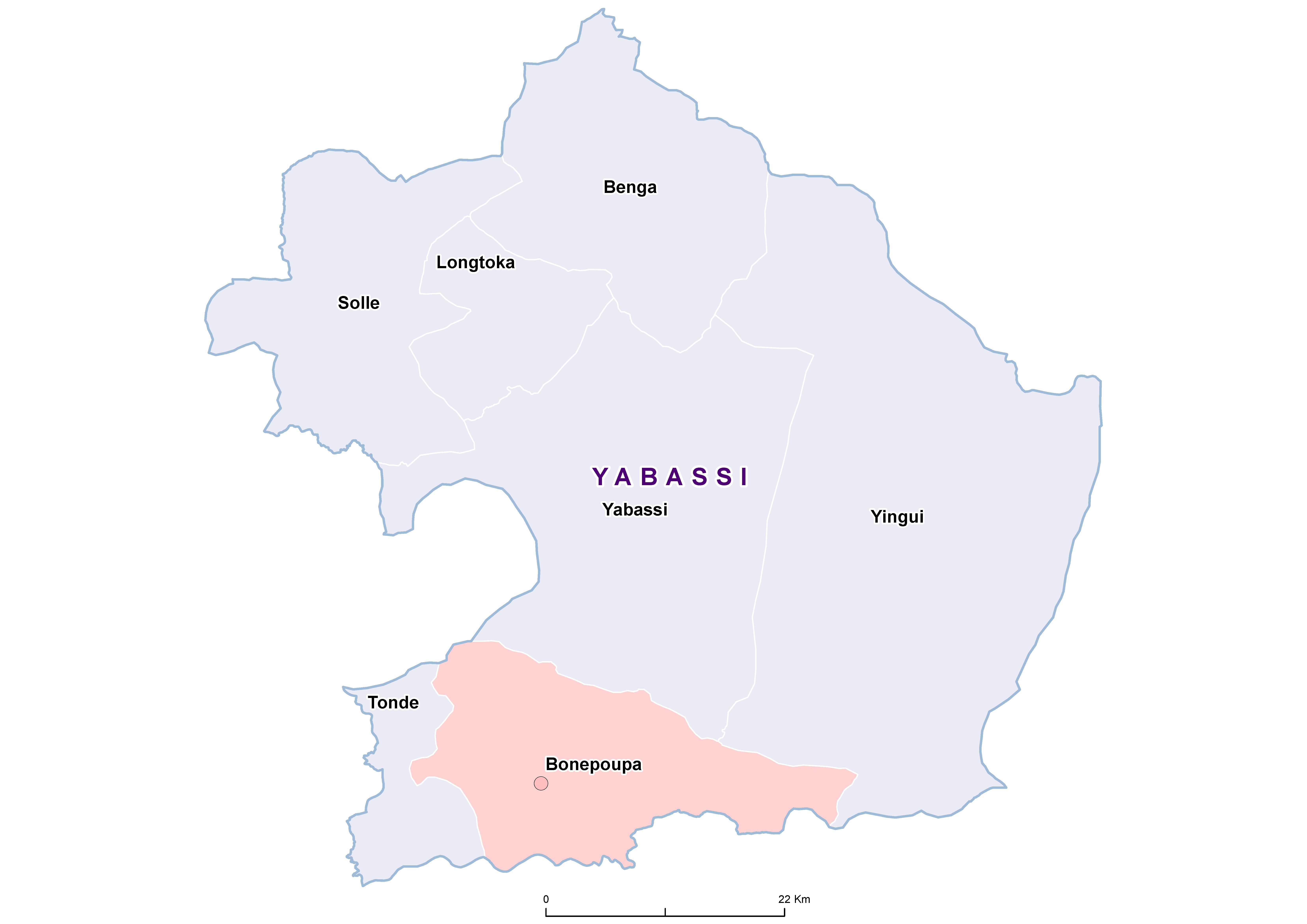 Yabassi SCH 20100001