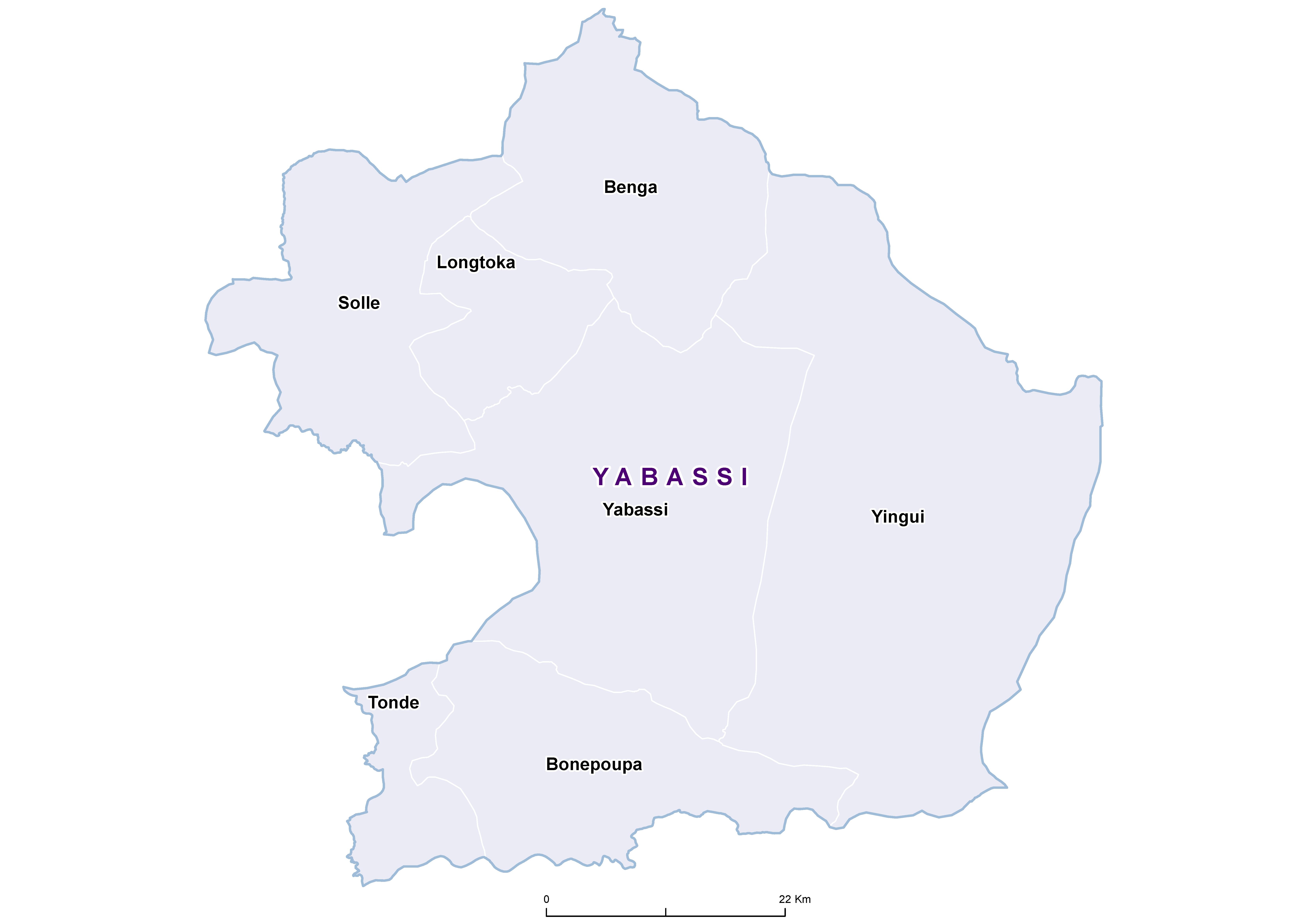 Yabassi SCH 20180001